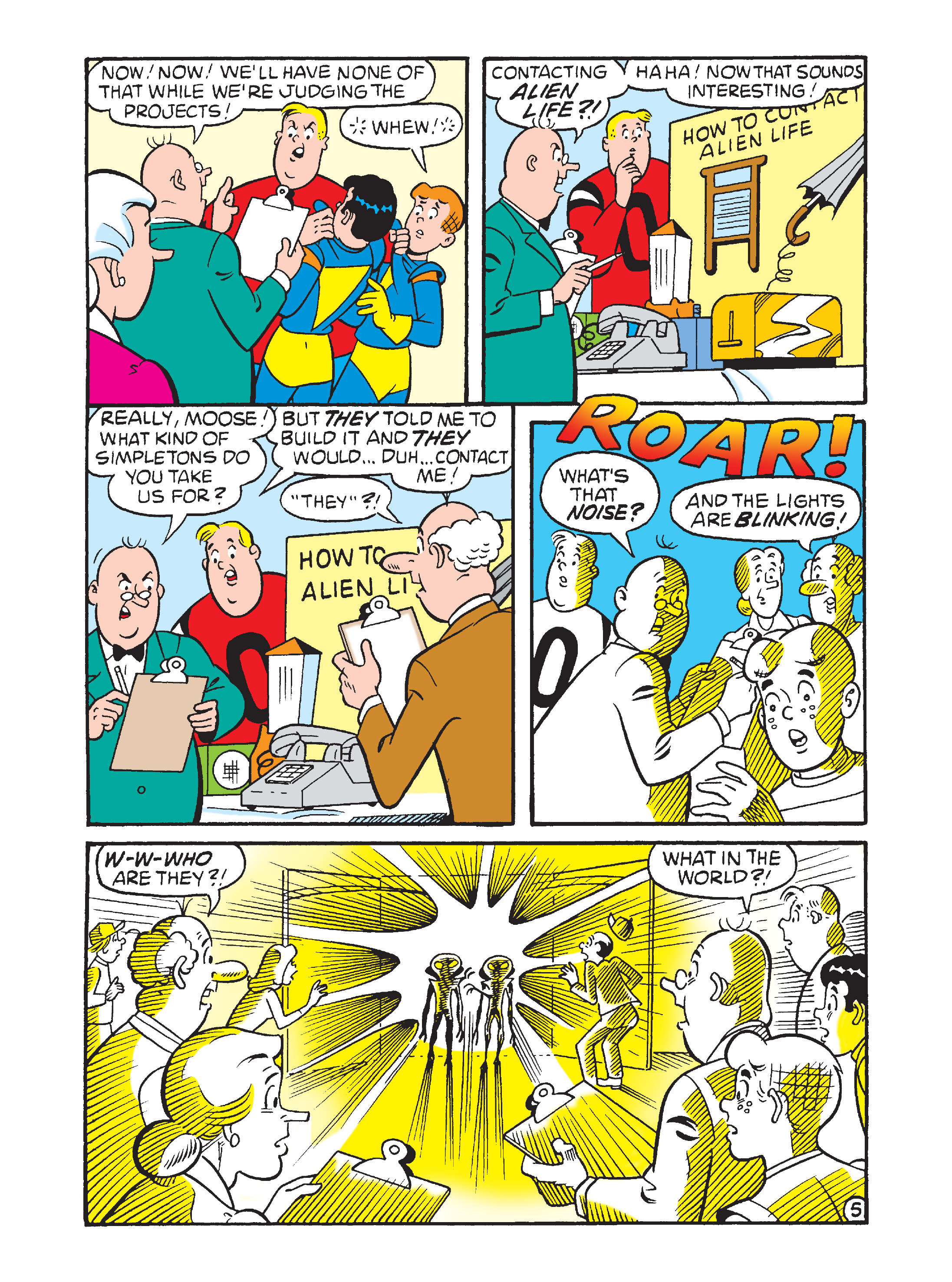 Read online Archie's Funhouse Double Digest comic -  Issue #12 - 66