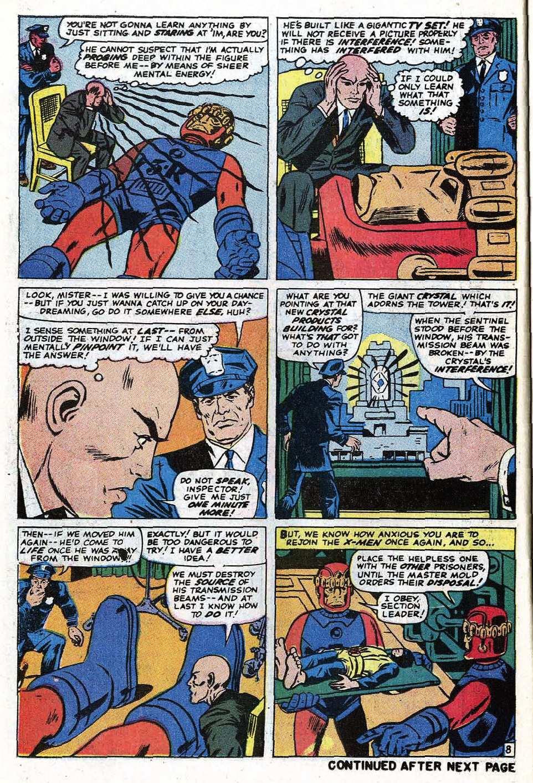 Read online Uncanny X-Men (1963) comic -  Issue #69 - 10