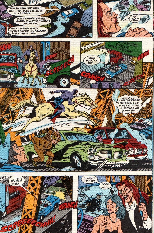 Read online The Phantom (1988) comic -  Issue #4 - 21