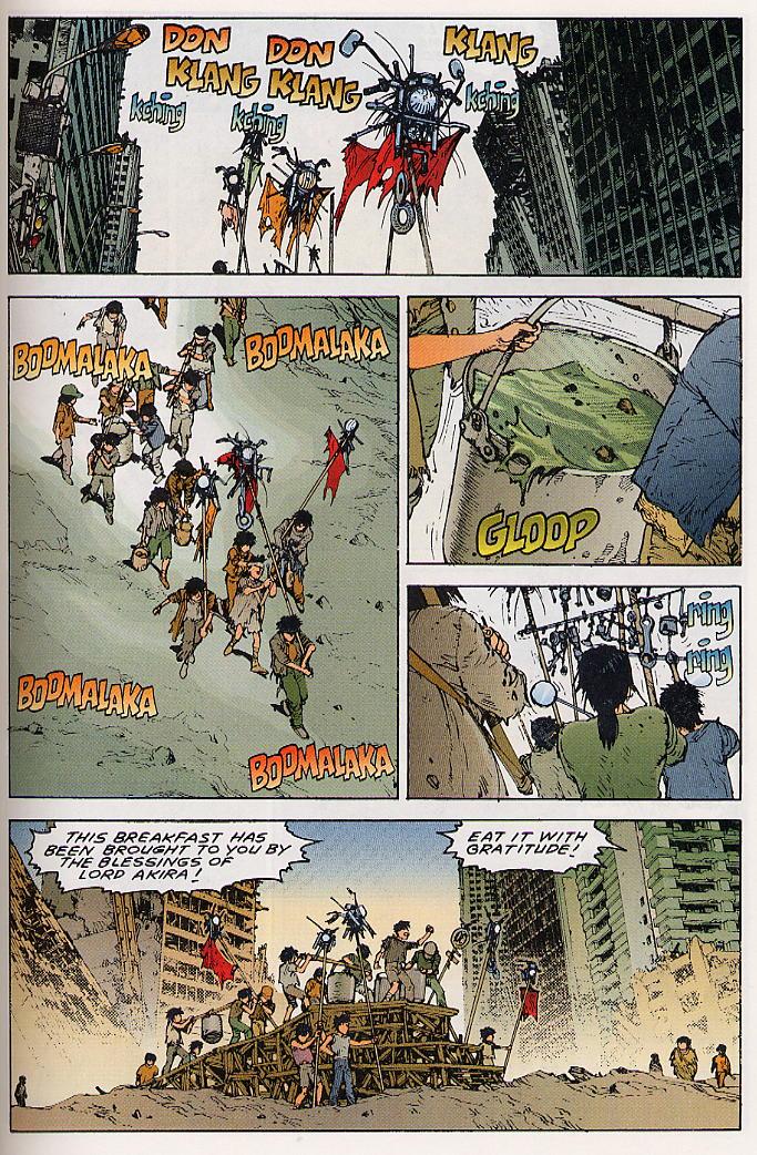 Read online Akira comic -  Issue #26 - 44