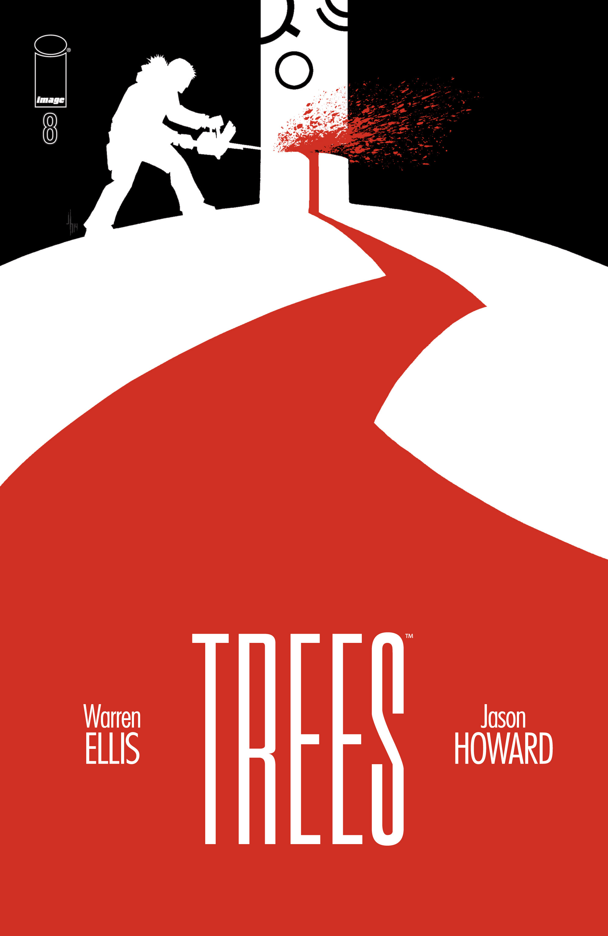 Read online Trees comic -  Issue #8 - 1