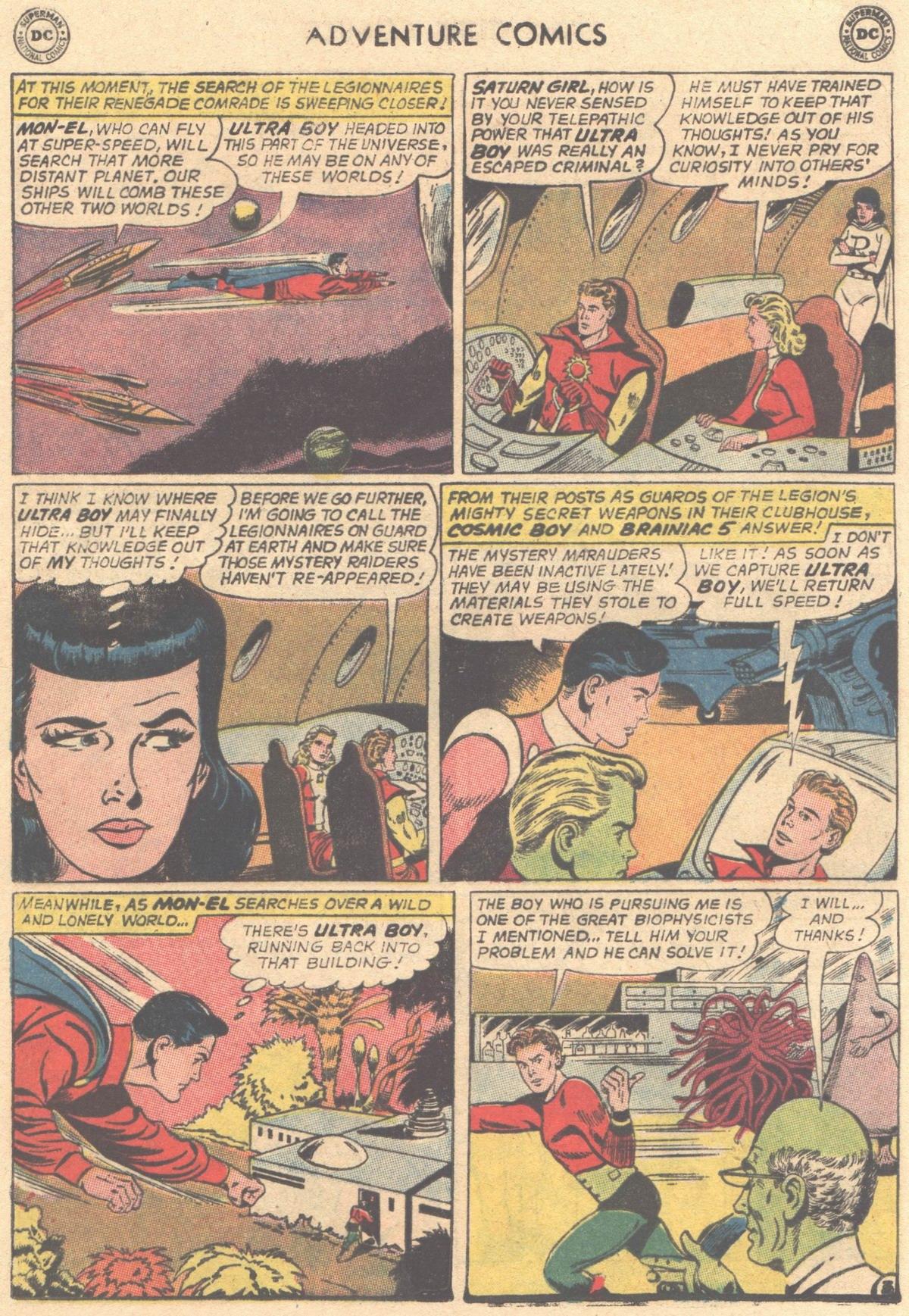 Read online Adventure Comics (1938) comic -  Issue #316 - 16
