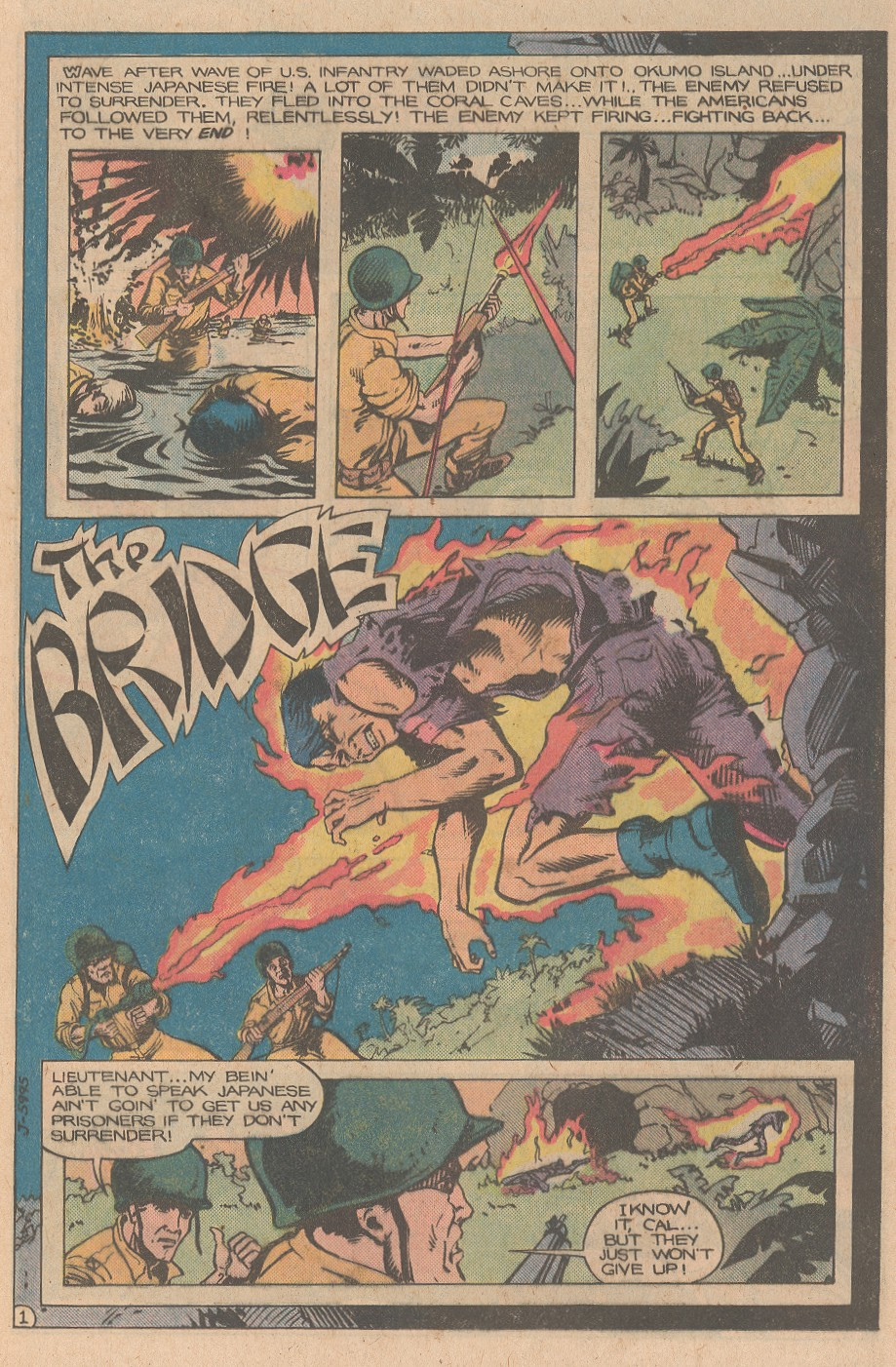 Read online Sgt. Rock comic -  Issue #345 - 19