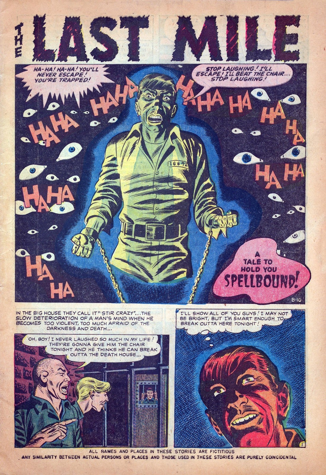 Spellbound (1952) issue 8 - Page 3
