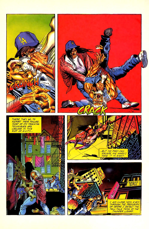 Read online Turok, Dinosaur Hunter (1993) comic -  Issue #11 - 19