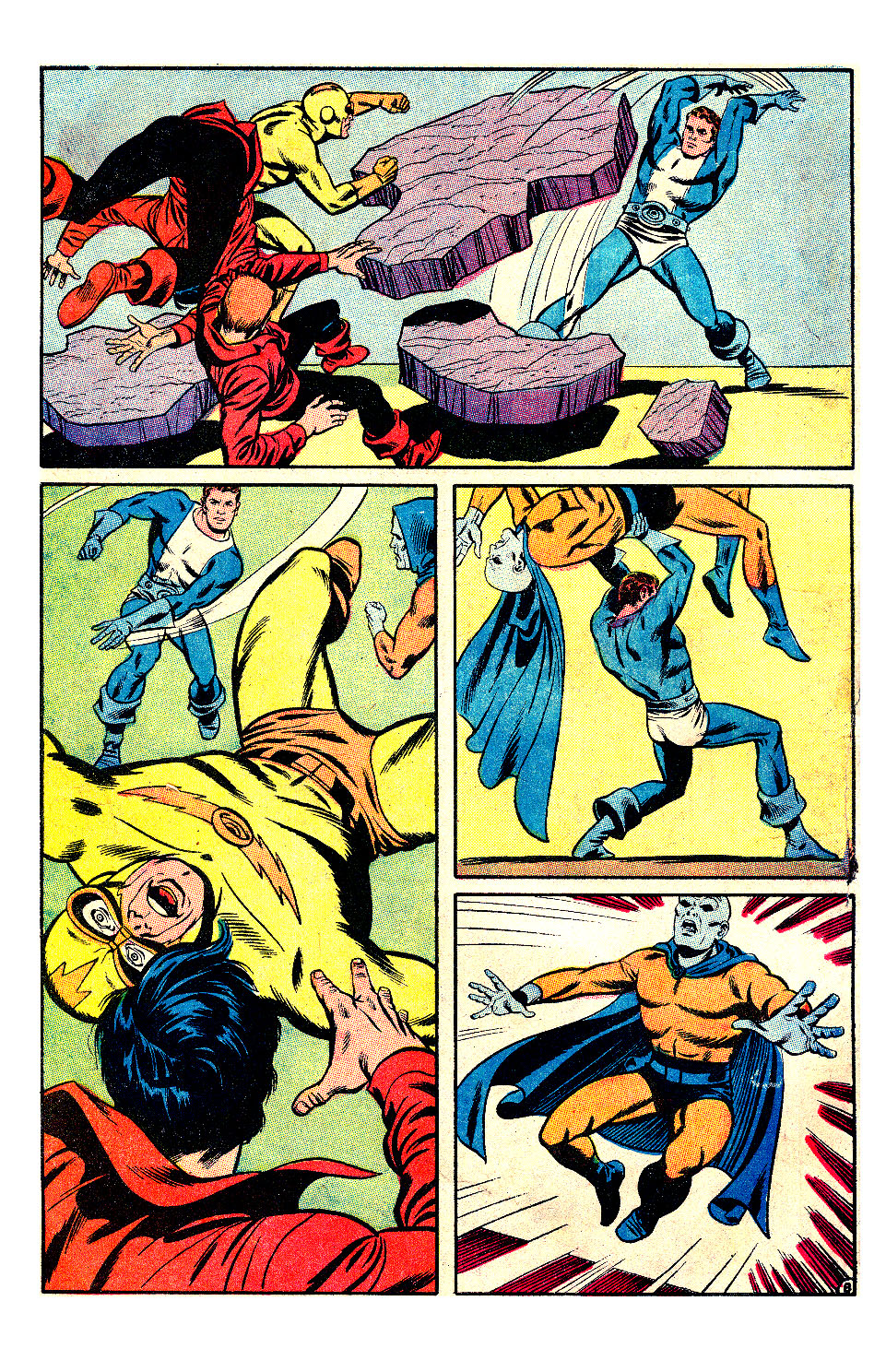 T.H.U.N.D.E.R. Agents (1965) issue 17 - Page 43