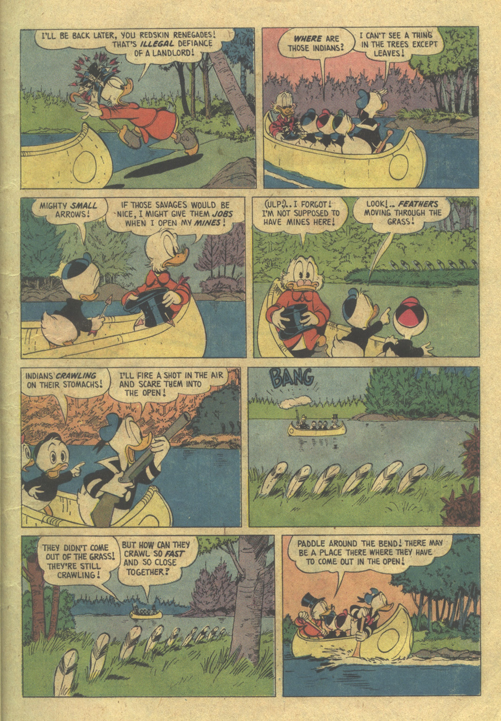 Read online Uncle Scrooge (1953) comic -  Issue #112 - 11