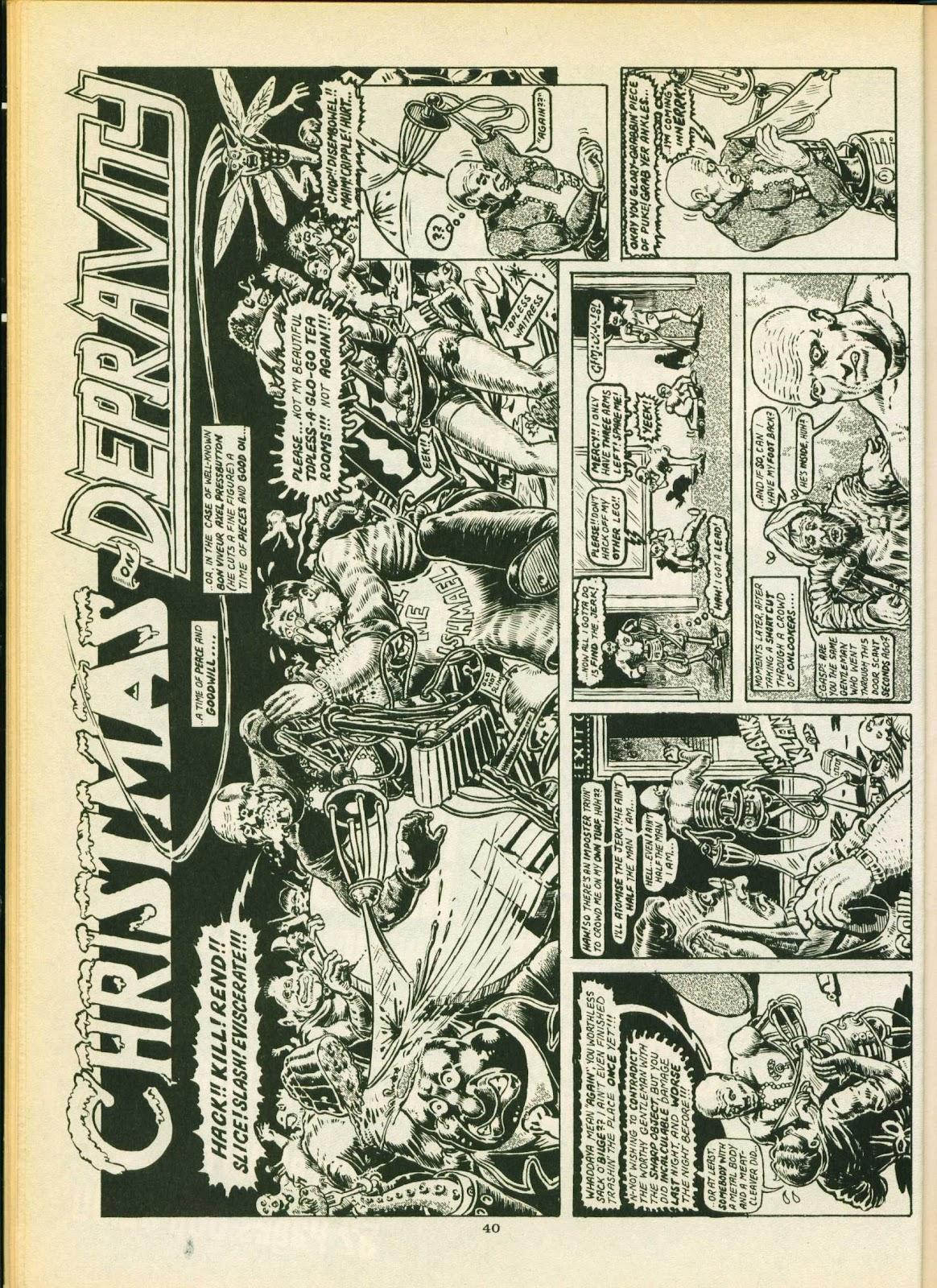 Warrior Issue #16 #17 - English 40