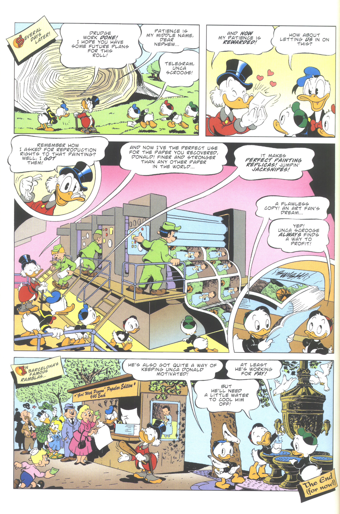 Read online Uncle Scrooge (1953) comic -  Issue #353 - 46