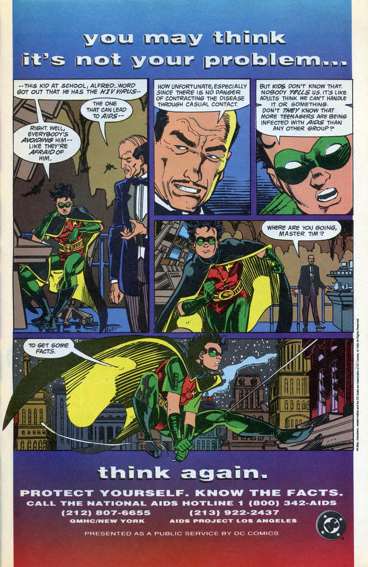 Read online Team Titans comic -  Issue #4 - 31
