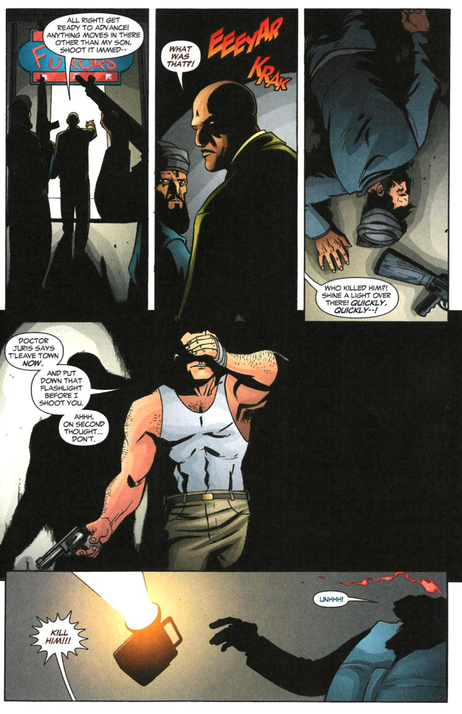 Read online Fallen Angel (2003) comic -  Issue #6 - 12