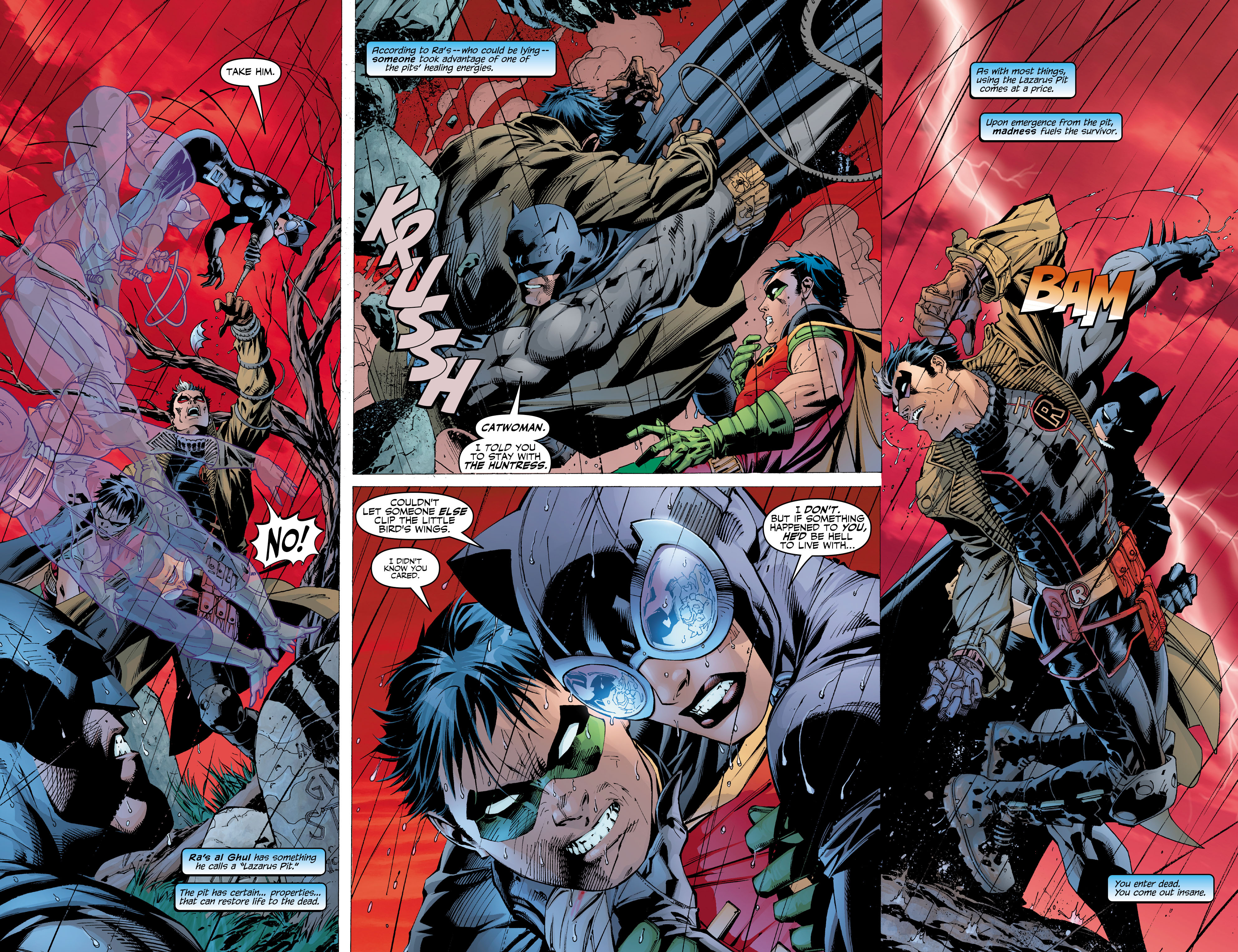 Read online Batman: Under The Red Hood comic -  Issue # Full - 364