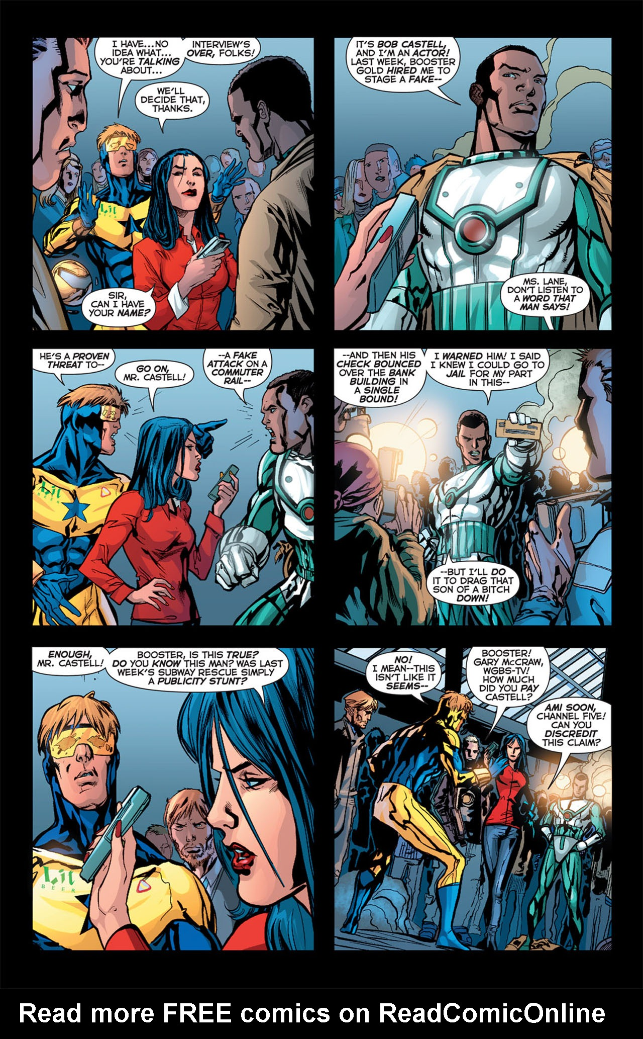 Read online 52 comic -  Issue #7 - 19