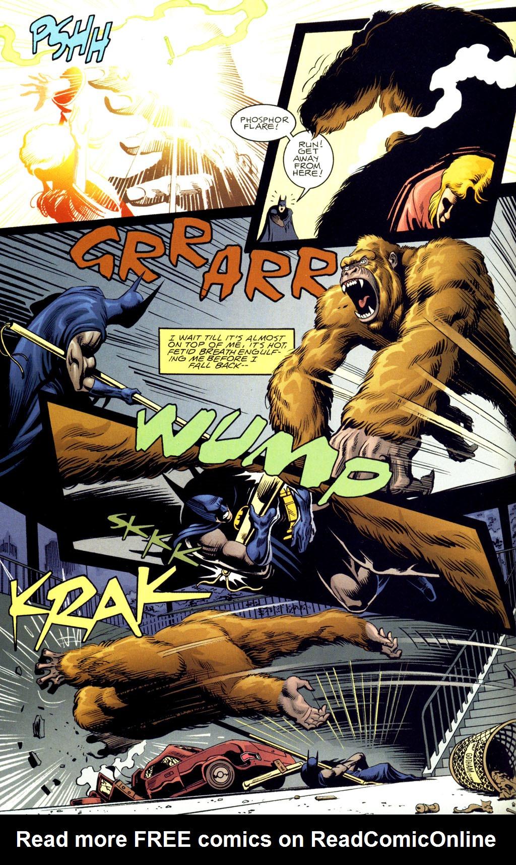 Read online Batman: Dreamland comic -  Issue # Full - 10