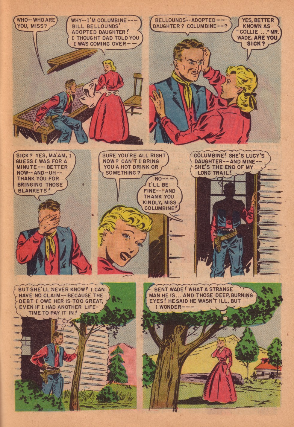Four Color Comics issue 301 - Page 31