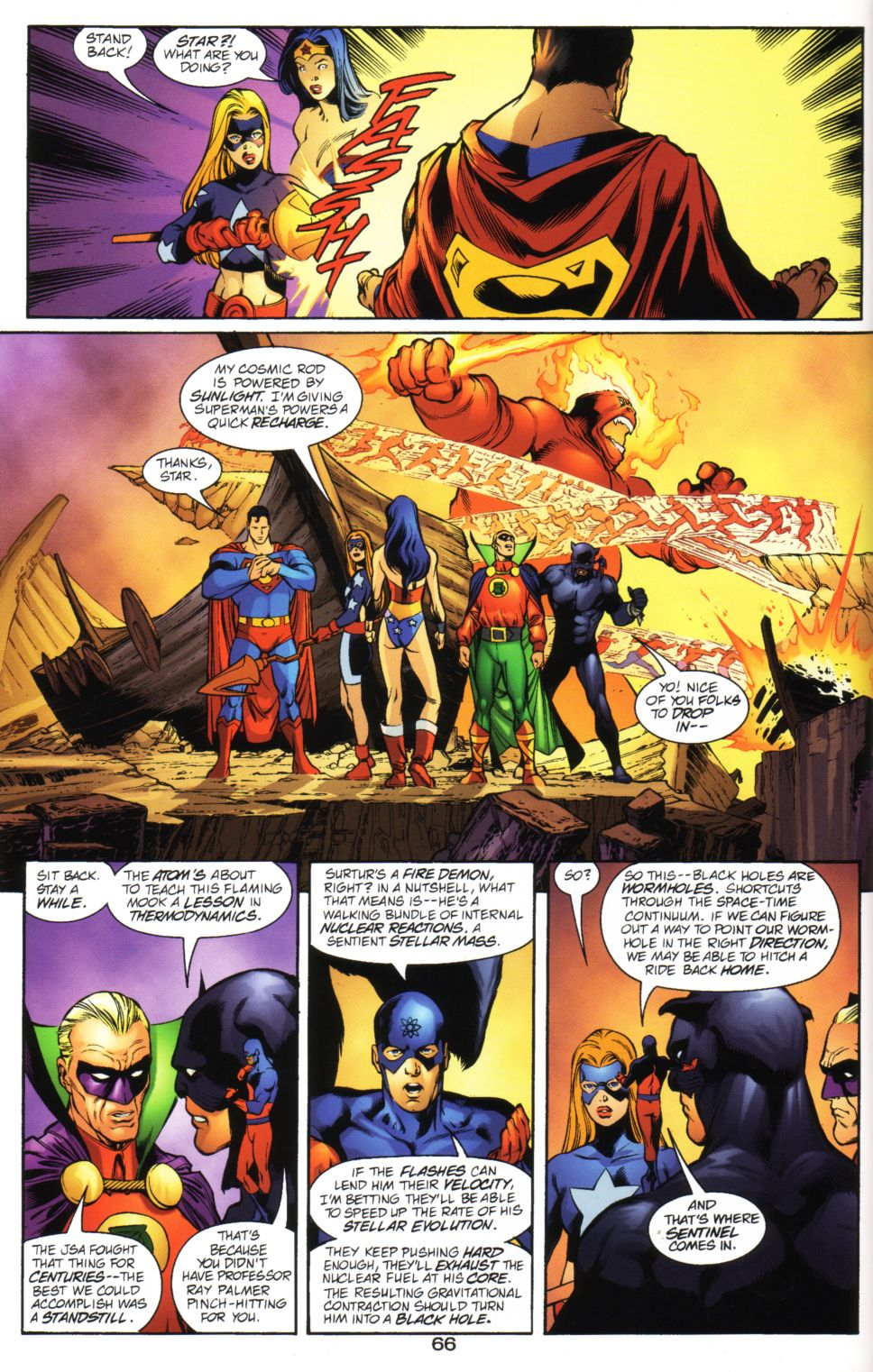 Read online JLA/JSA: Virtue and Vice comic -  Issue # TPB - 68
