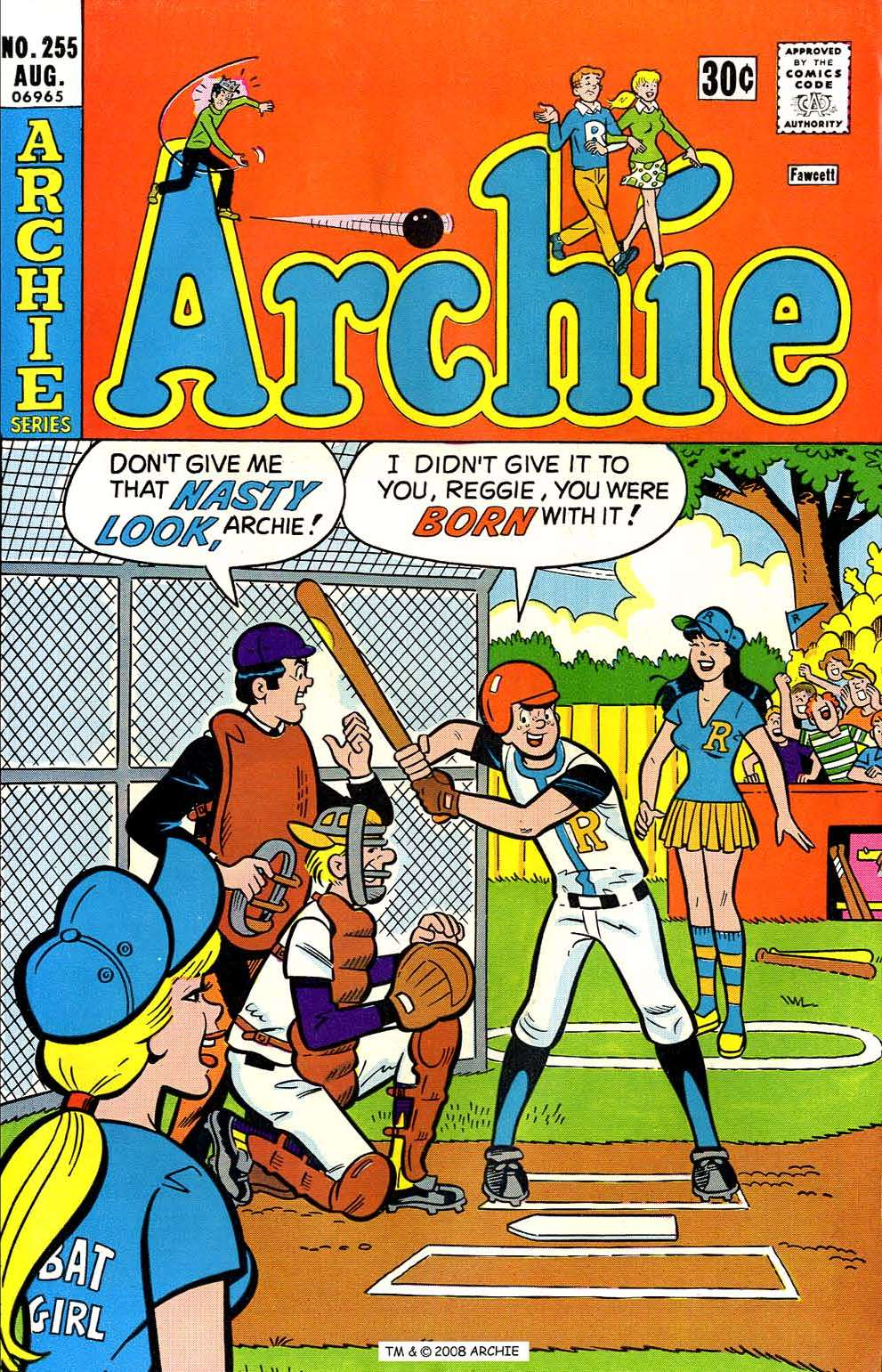 Read online Archie (1960) comic -  Issue #255 - 1