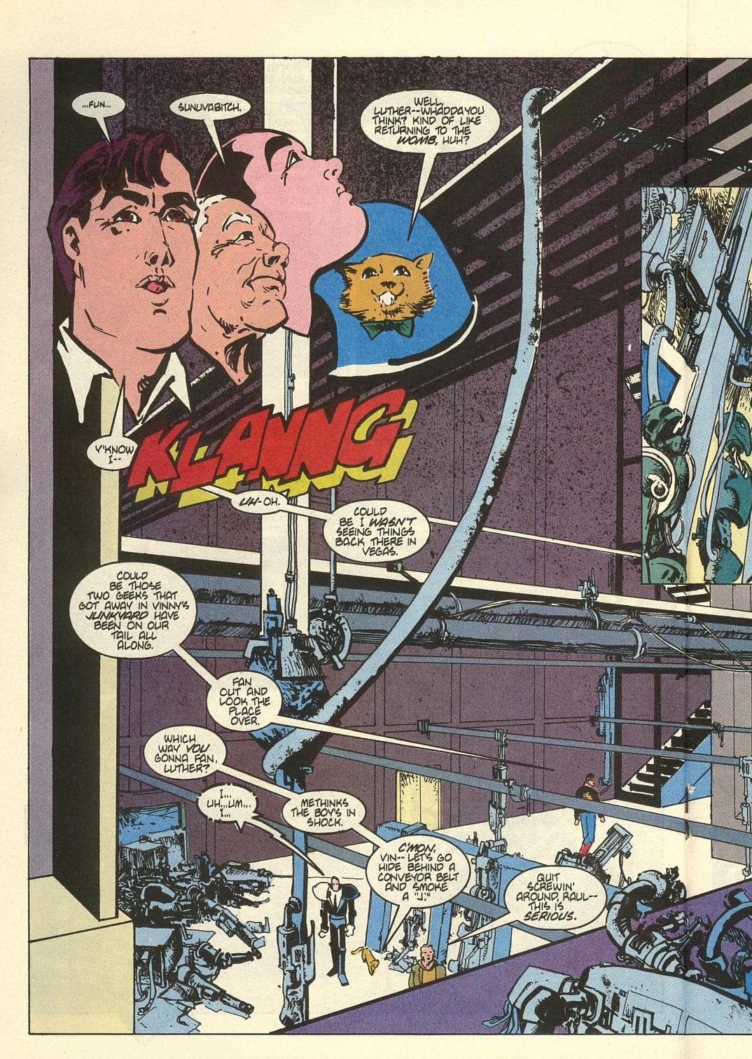Read online American Flagg! comic -  Issue #41 - 18