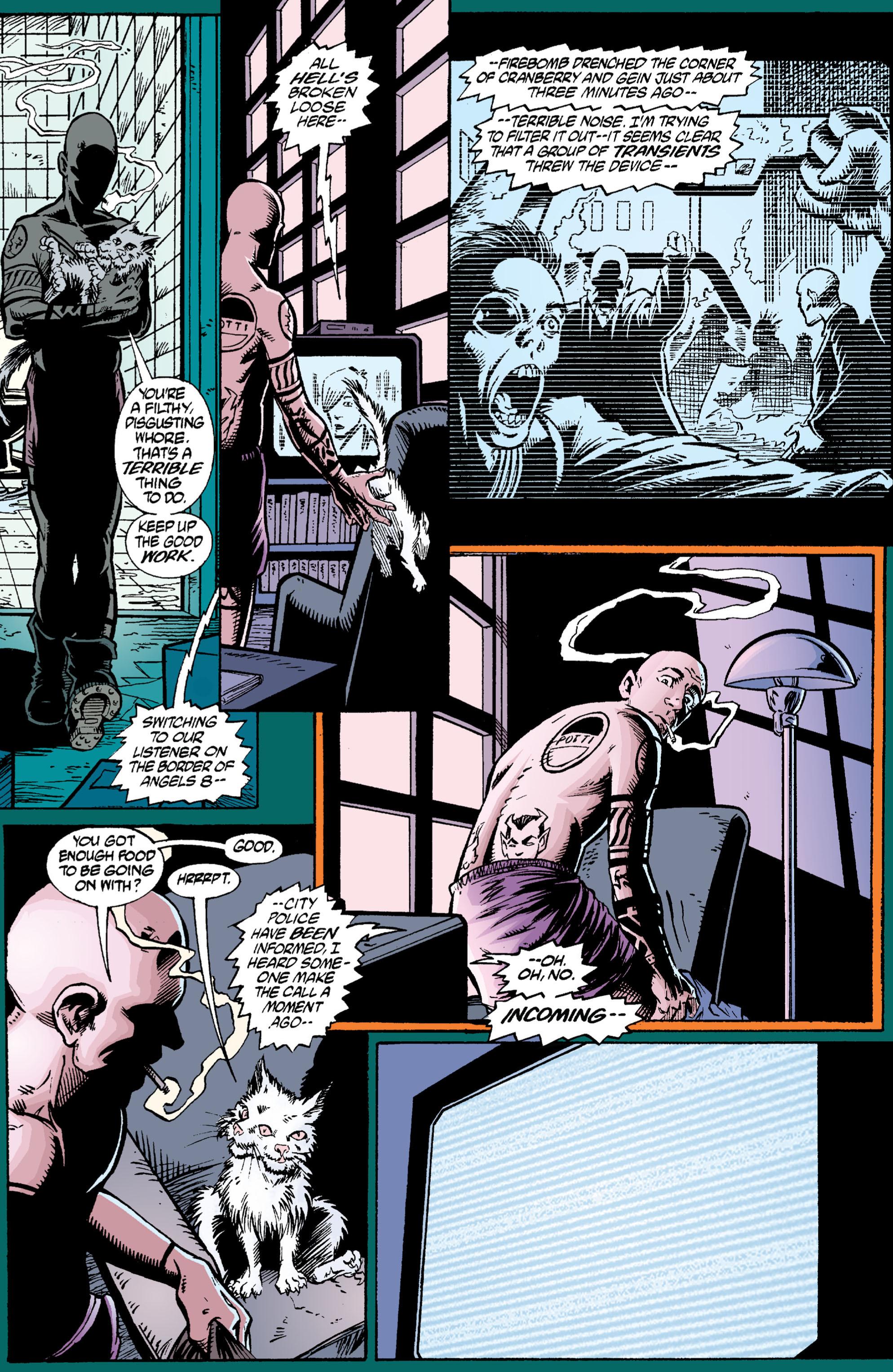 Read online Transmetropolitan comic -  Issue #2 - 22