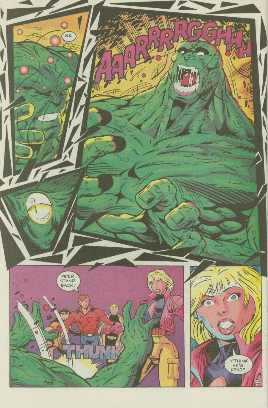 Ex-Mutants Issue #7 #7 - English 27