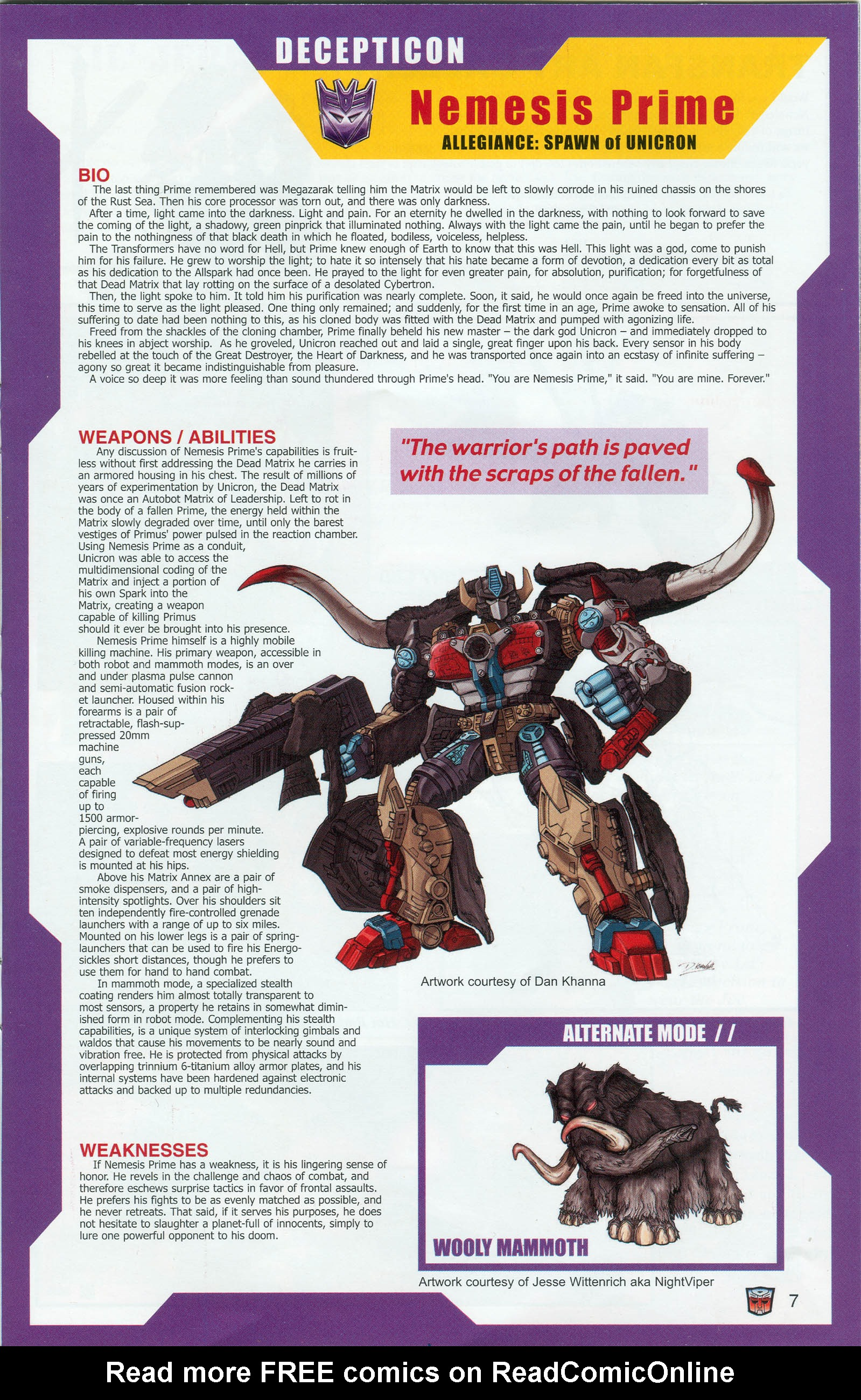 Read online Transformers: Collectors' Club comic -  Issue #6 - 7