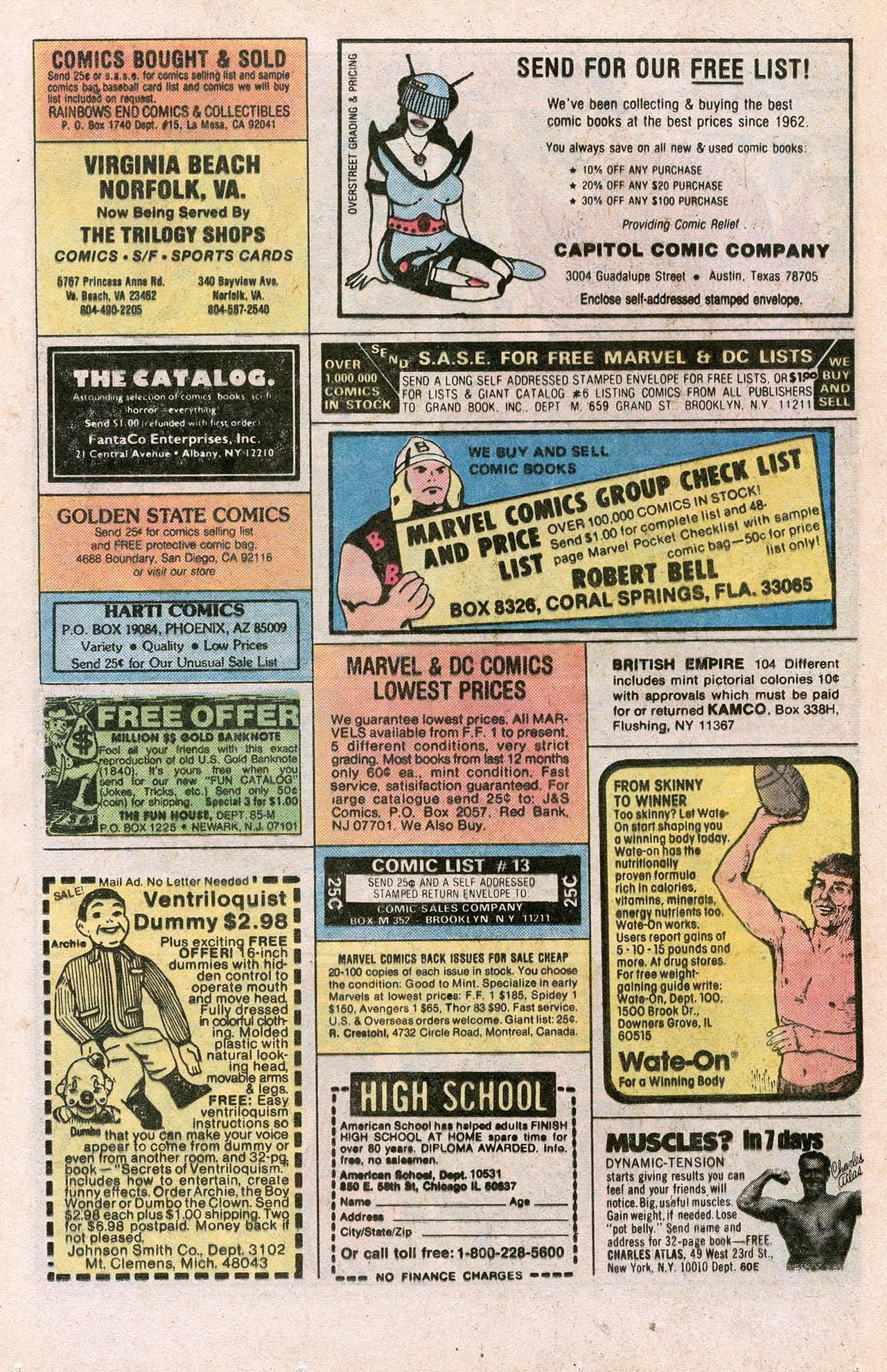 Read online Alpha Flight (1983) comic -  Issue #10 - 12