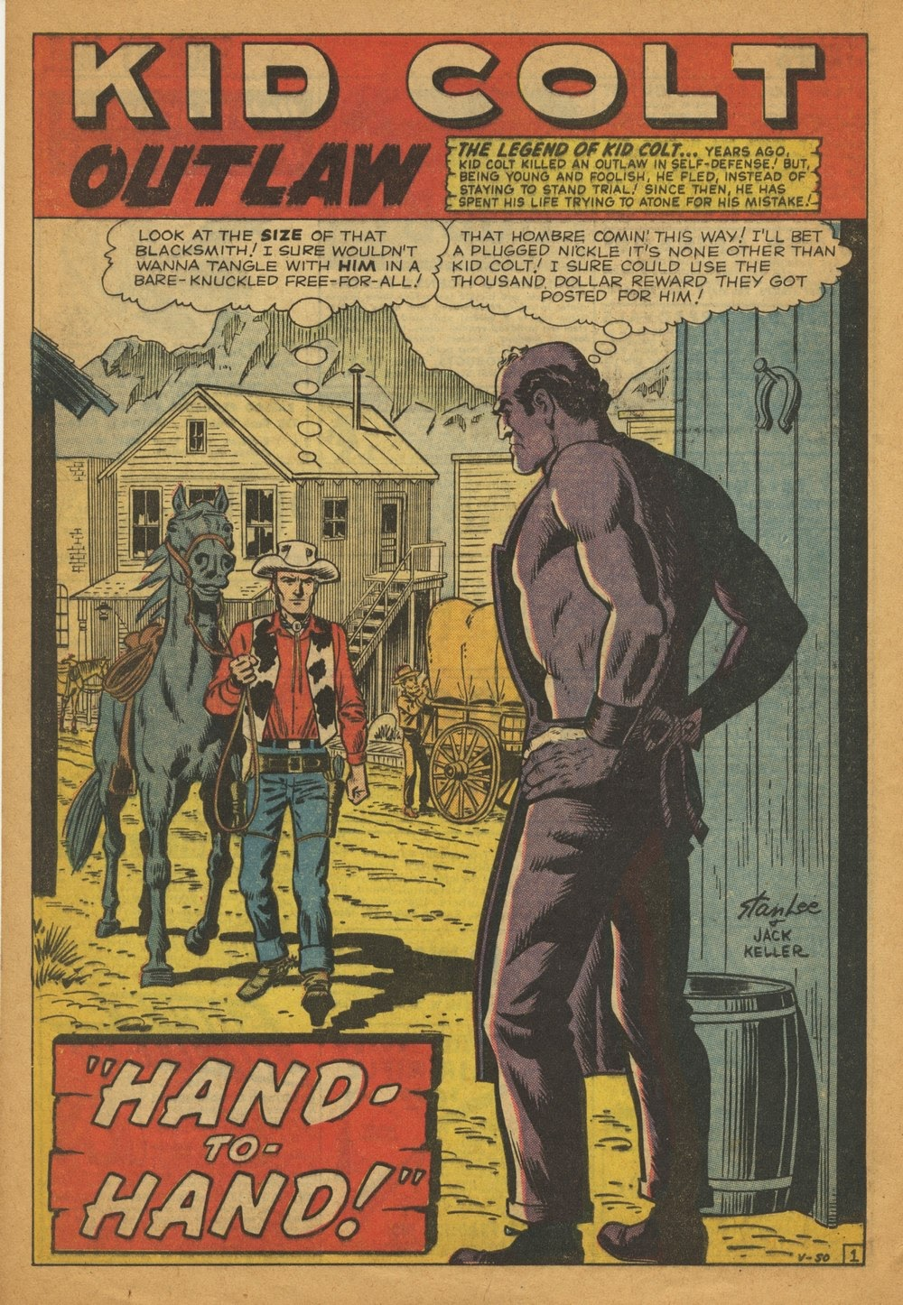 Kid Colt Outlaw issue 97 - Page 28