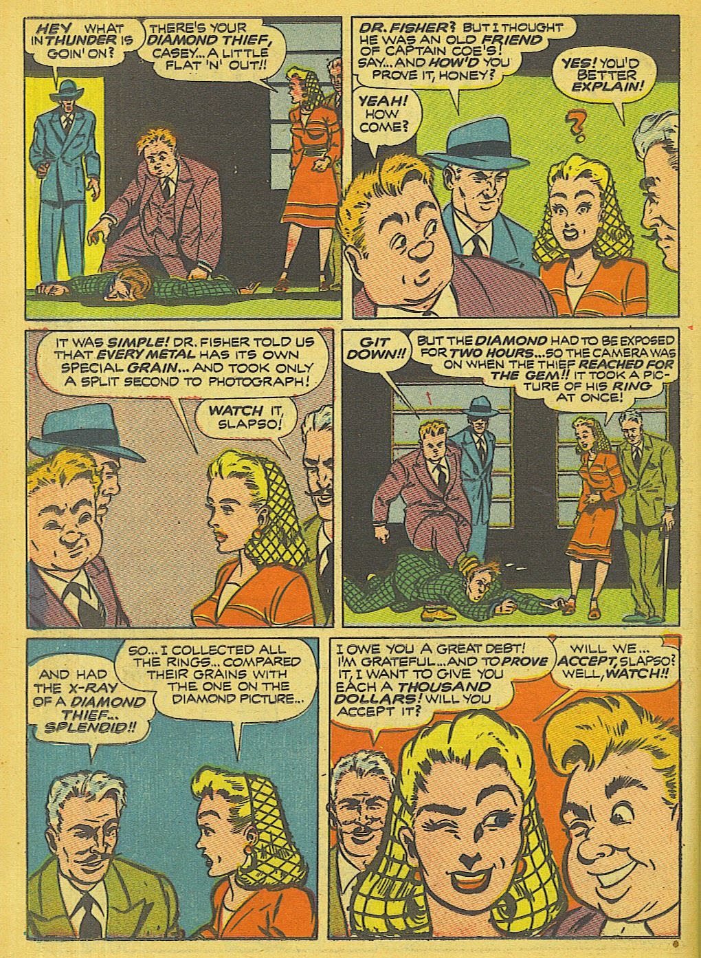 Green Hornet Comics issue 32 - Page 31