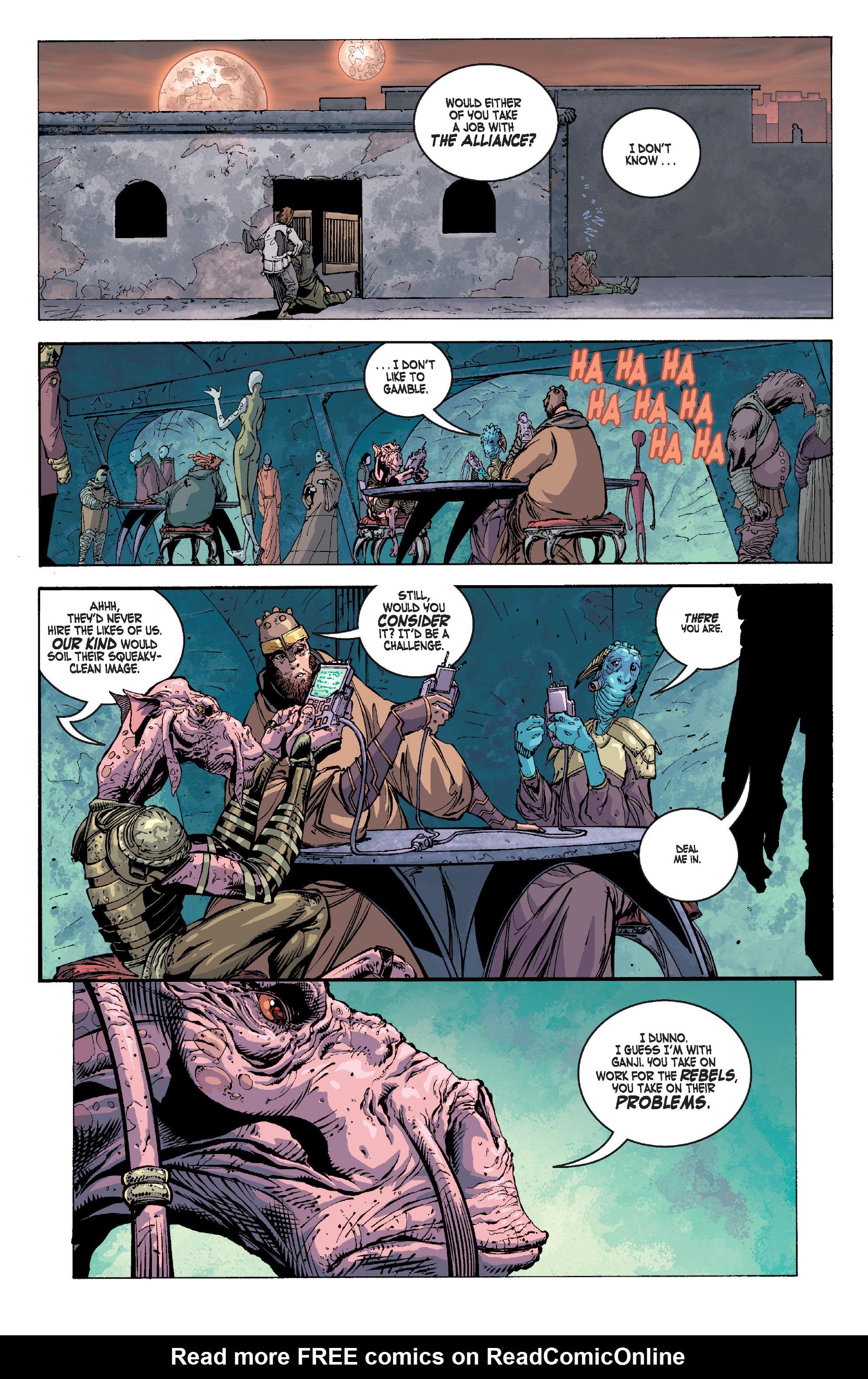 Read online Star Wars Omnibus comic -  Issue # Vol. 17 - 75