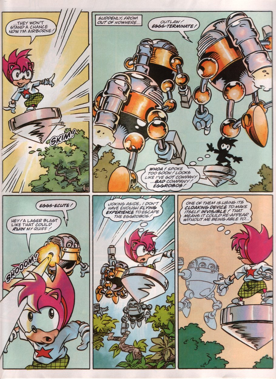 Read online Sonic the Comic comic -  Issue #95 - 18
