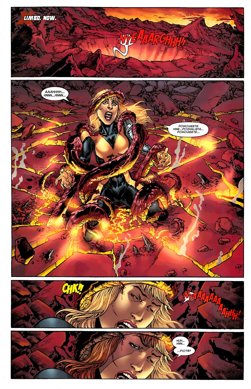 Read online X-Men: Second Coming Revelations comic -  Issue # TPB (Part 2) - 29