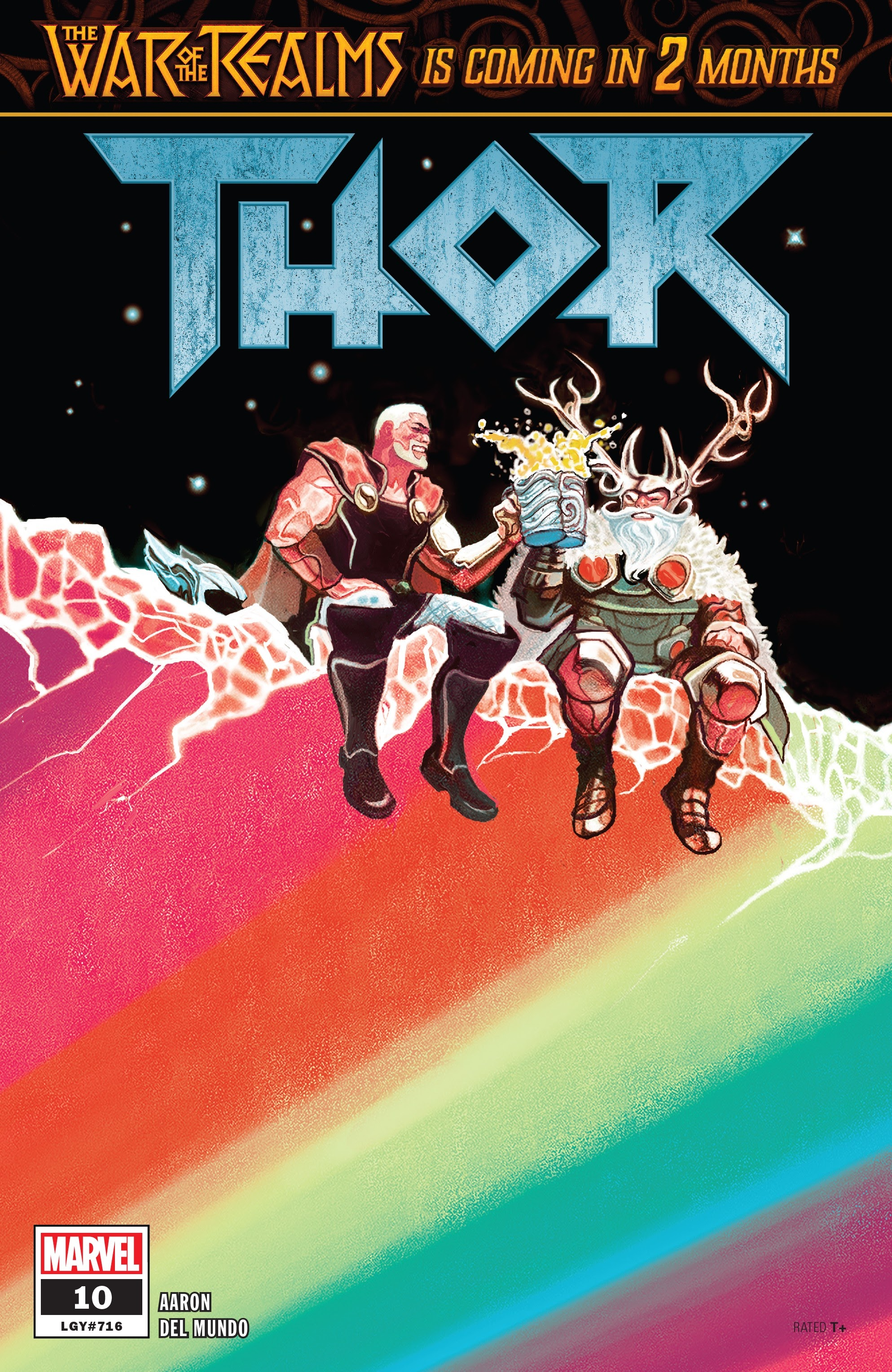 Thor (2018) 10 Page 1
