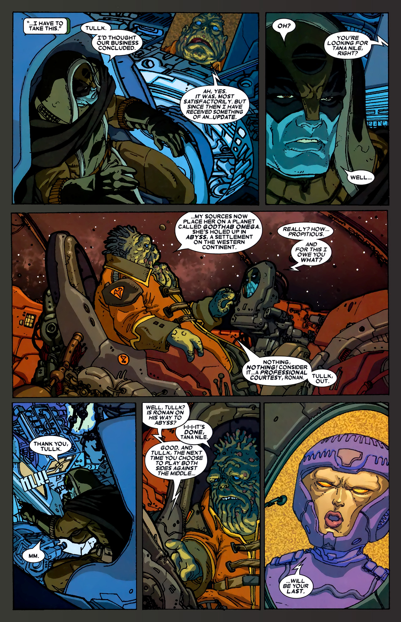 Read online Annihilation: Ronan comic -  Issue #2 - 17