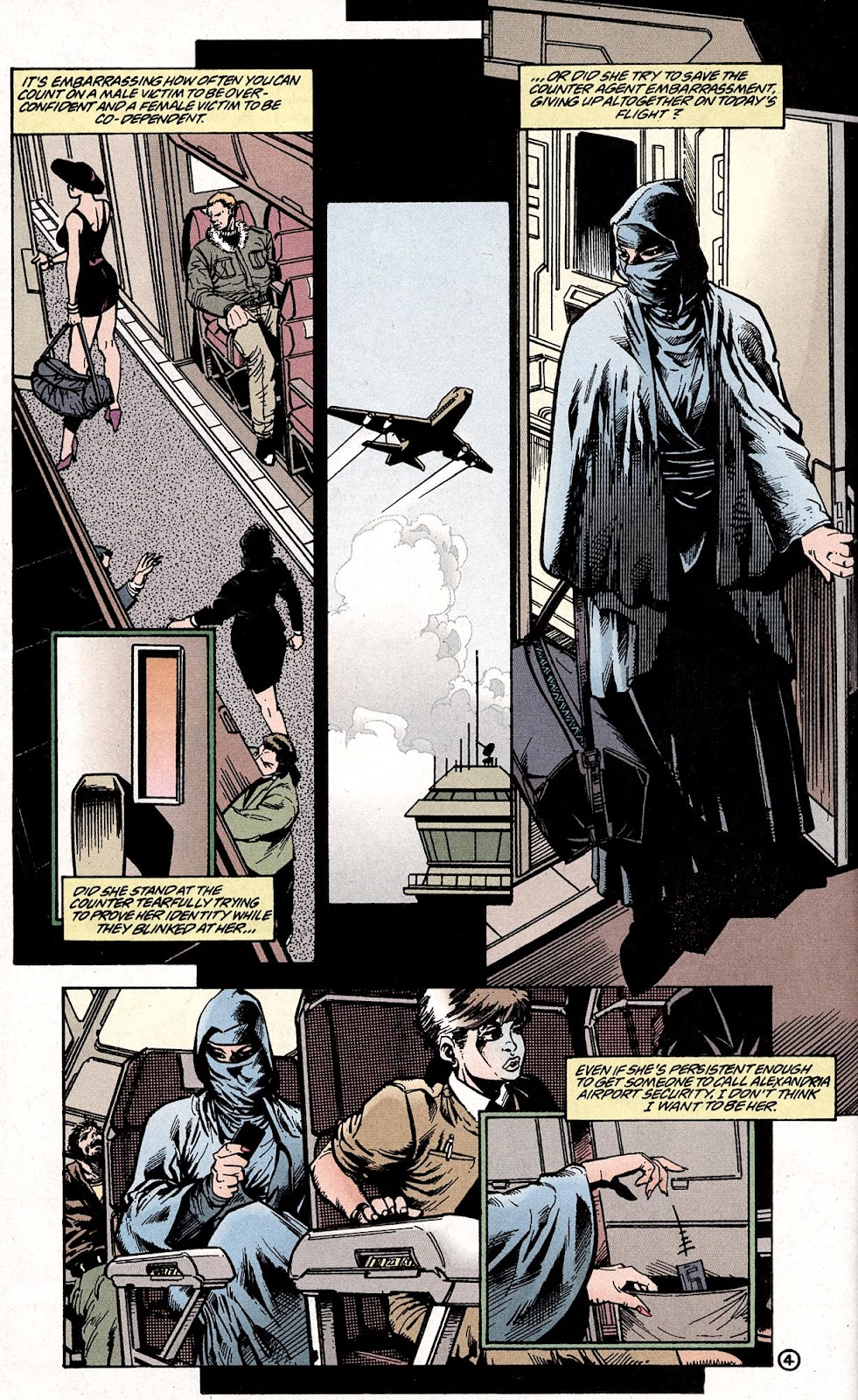 Catwoman (1993) Annual 4 #4 - English 6