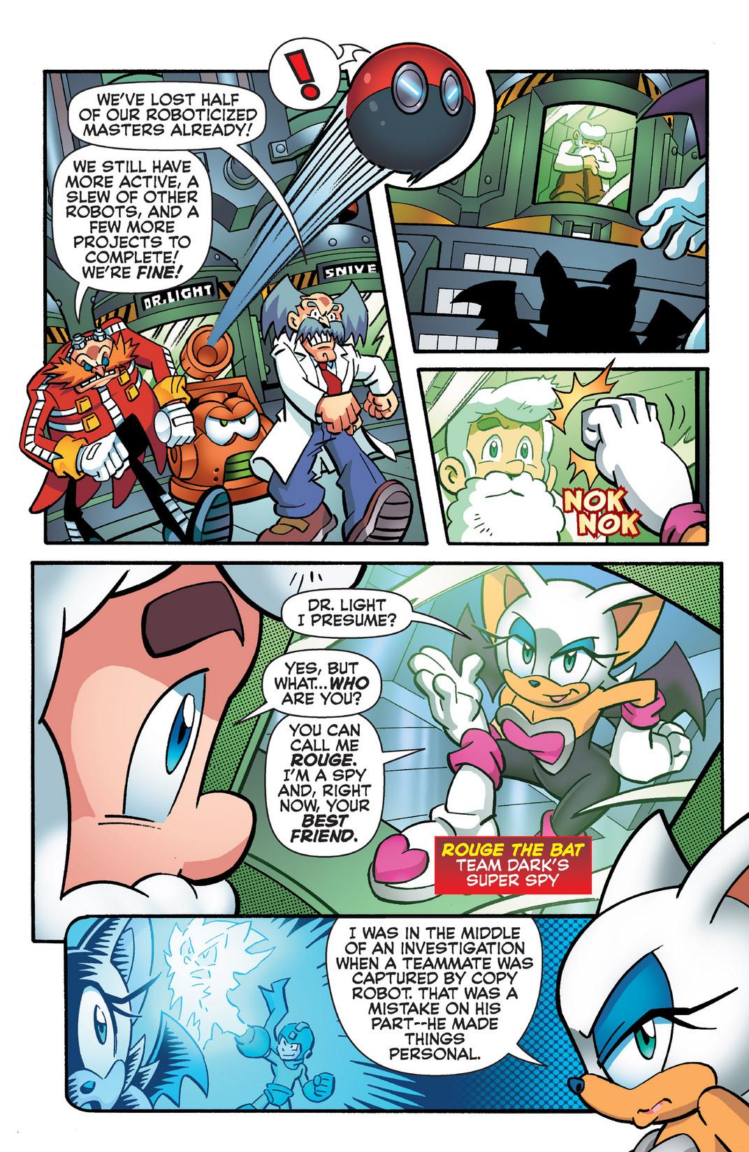 Read online Sonic Mega Man Worlds Collide comic -  Issue # Vol 2 - 70