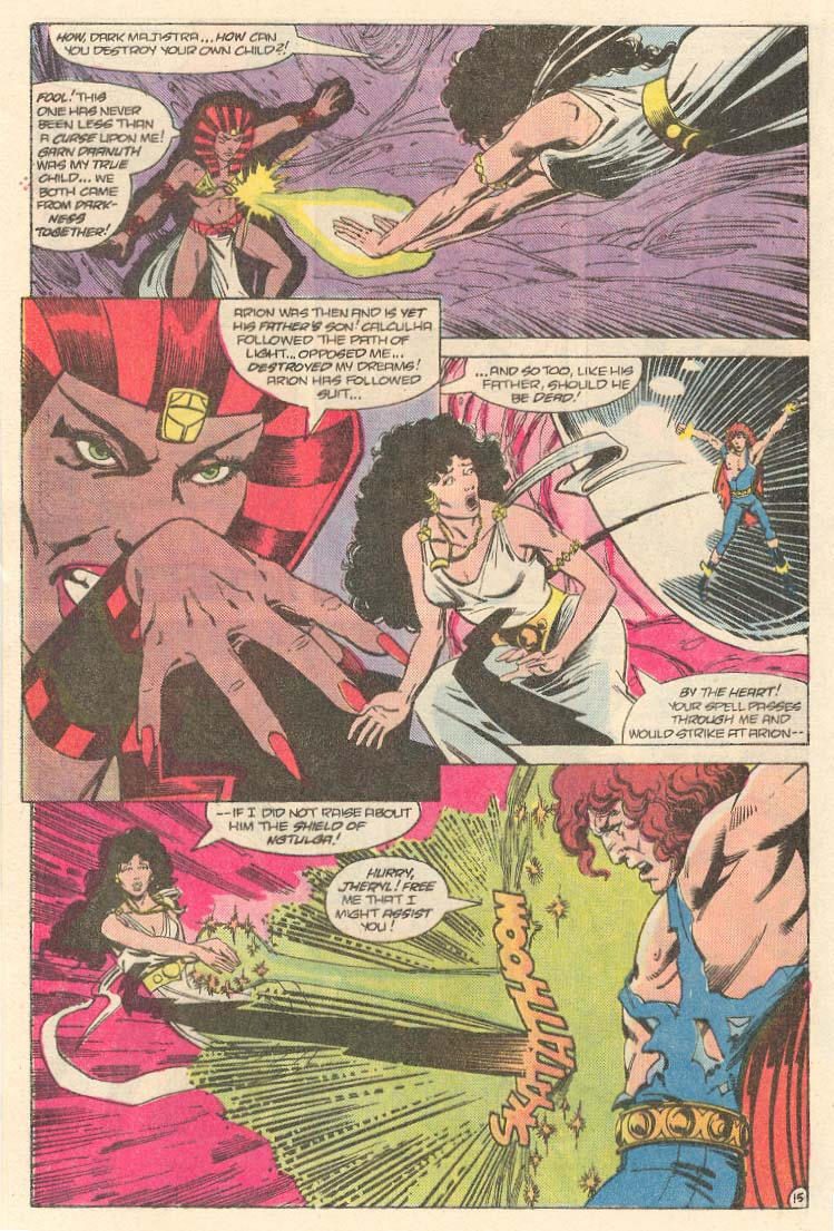 Read online Arion, Lord of Atlantis comic -  Issue #33 - 16