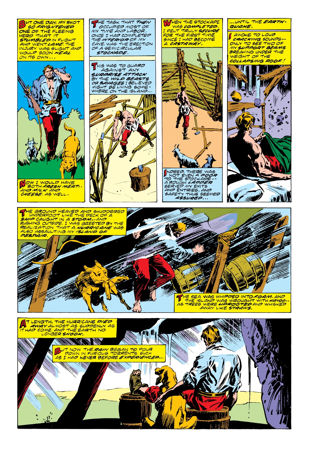 Marvel Classics Comics Series Featuring issue 19 - Page 21