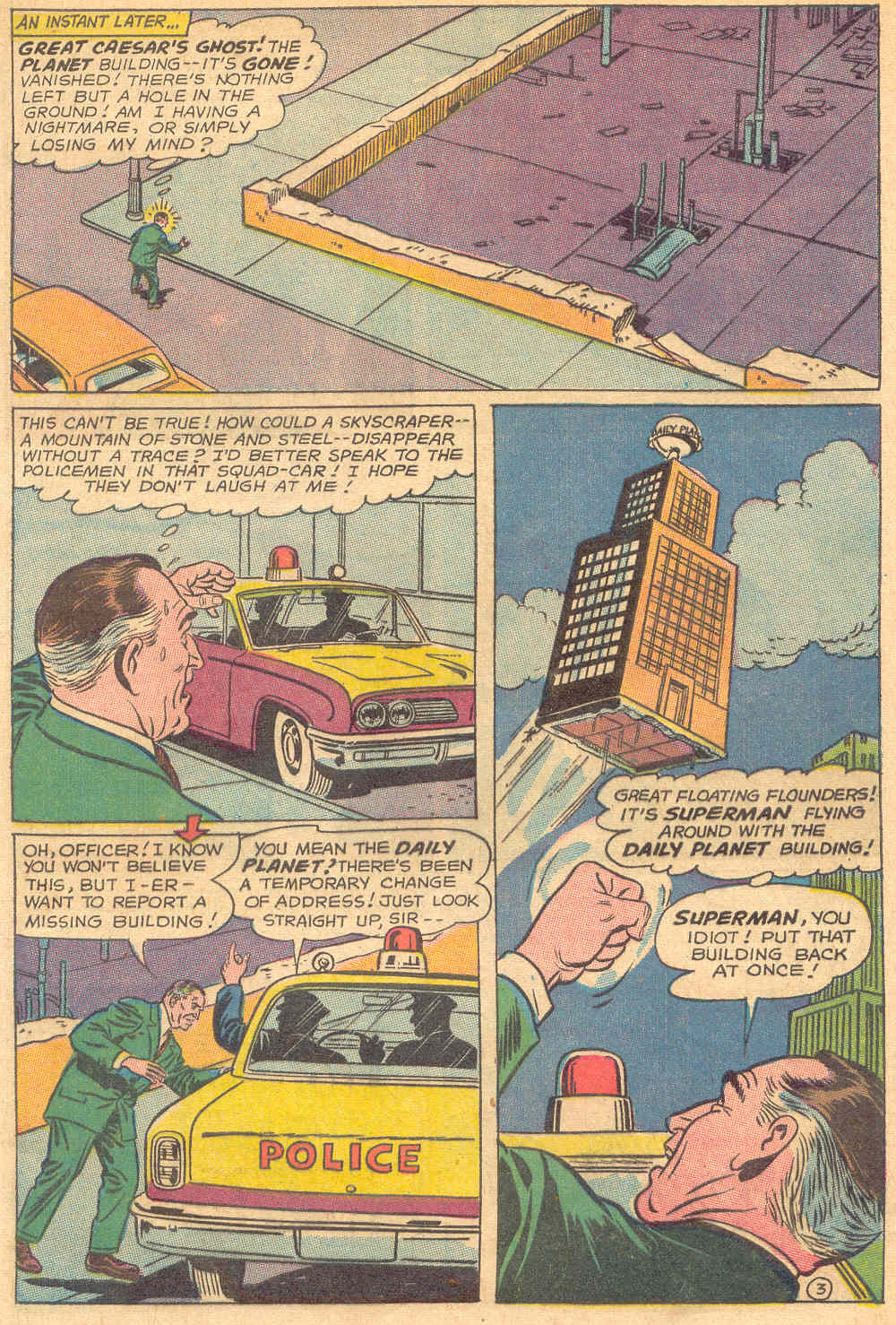 Read online Action Comics (1938) comic -  Issue #345 - 5