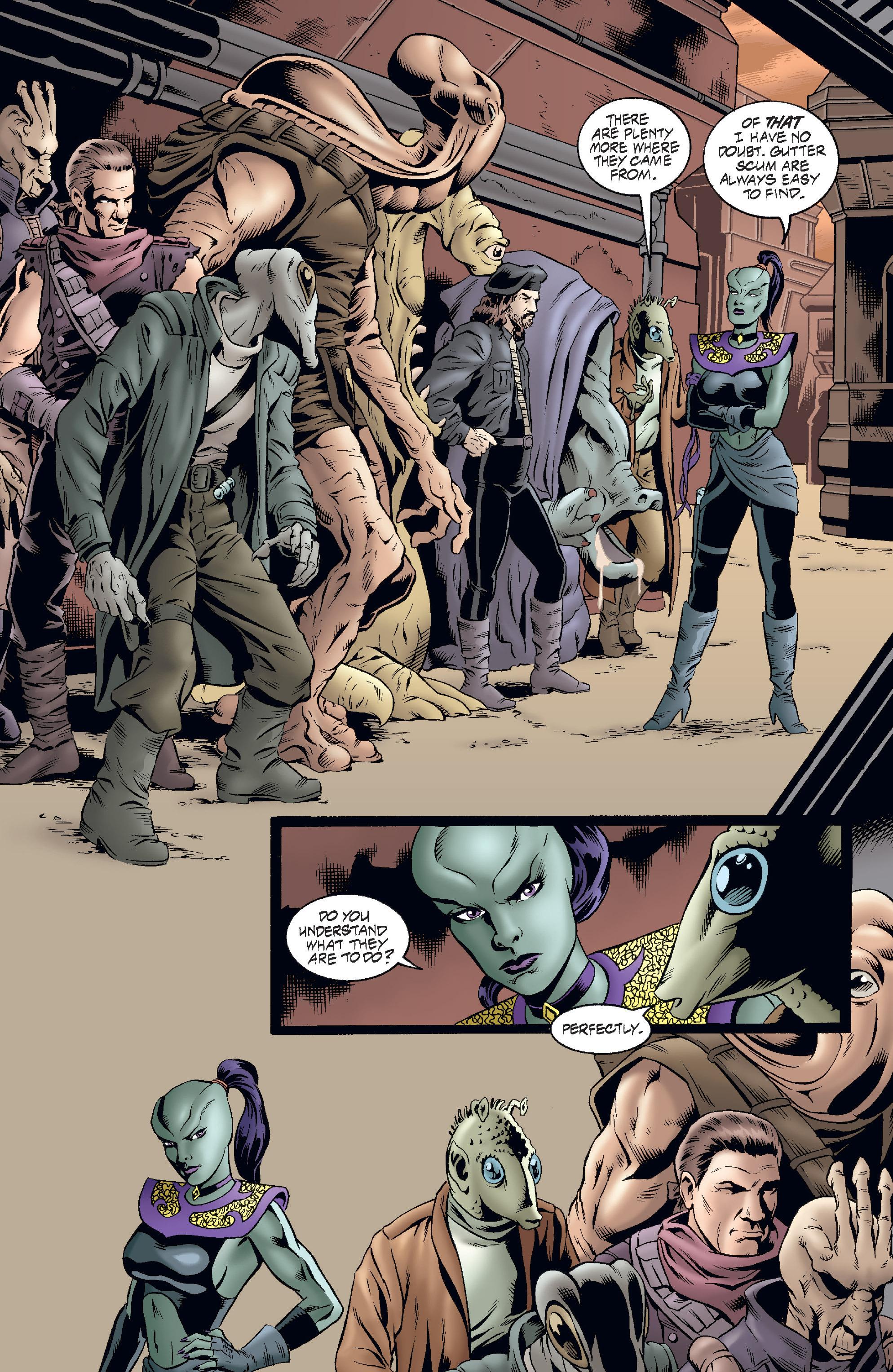 Read online Star Wars Omnibus comic -  Issue # Vol. 11 - 381