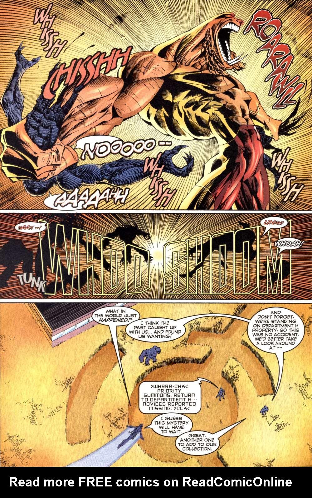 Read online Alpha Flight (1997) comic -  Issue #3 - 22
