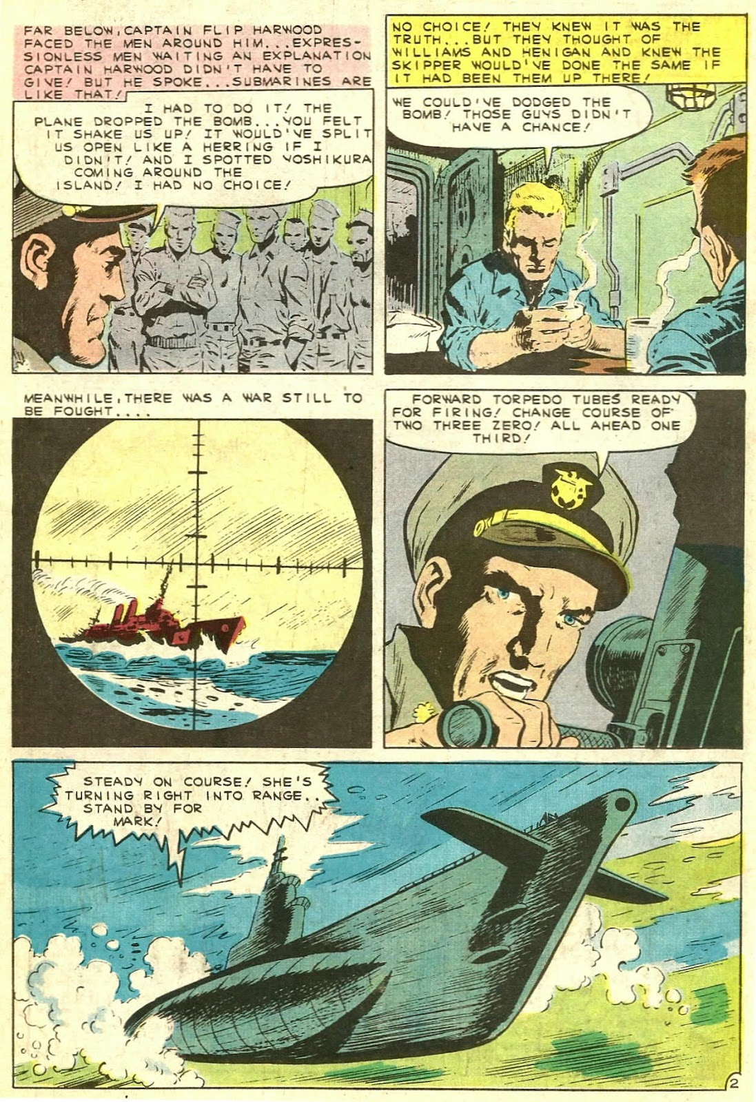 Read online Fightin' Navy comic -  Issue #130 - 4
