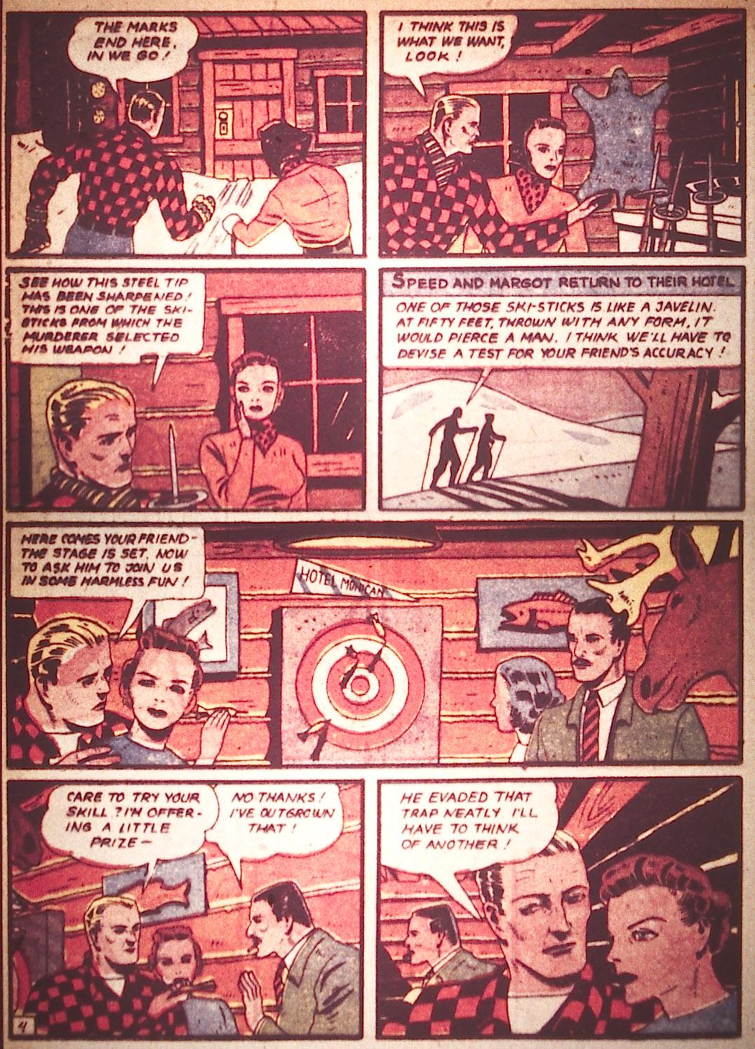Detective Comics (1937) 23 Page 5