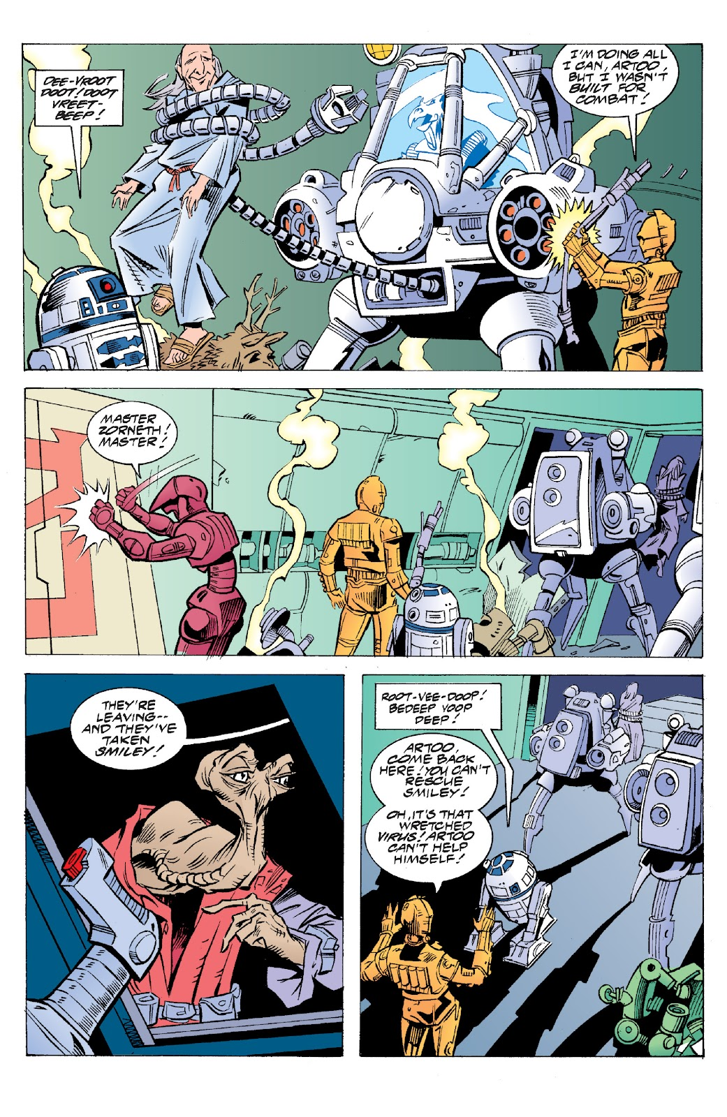 Read online Star Wars Legends Epic Collection: The Empire comic -  Issue # TPB 5 (Part 4) - 7