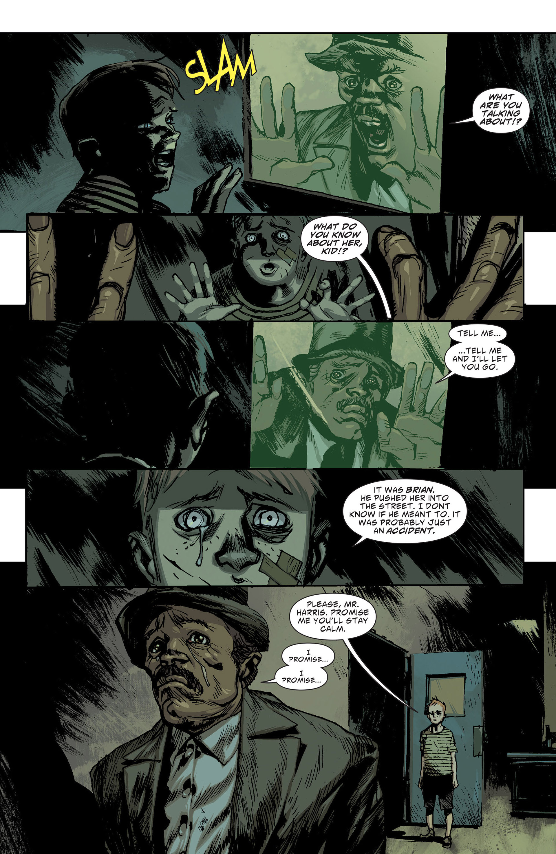 Read online American Vampire: The Long Road To Hell comic -  Issue # Full - 20