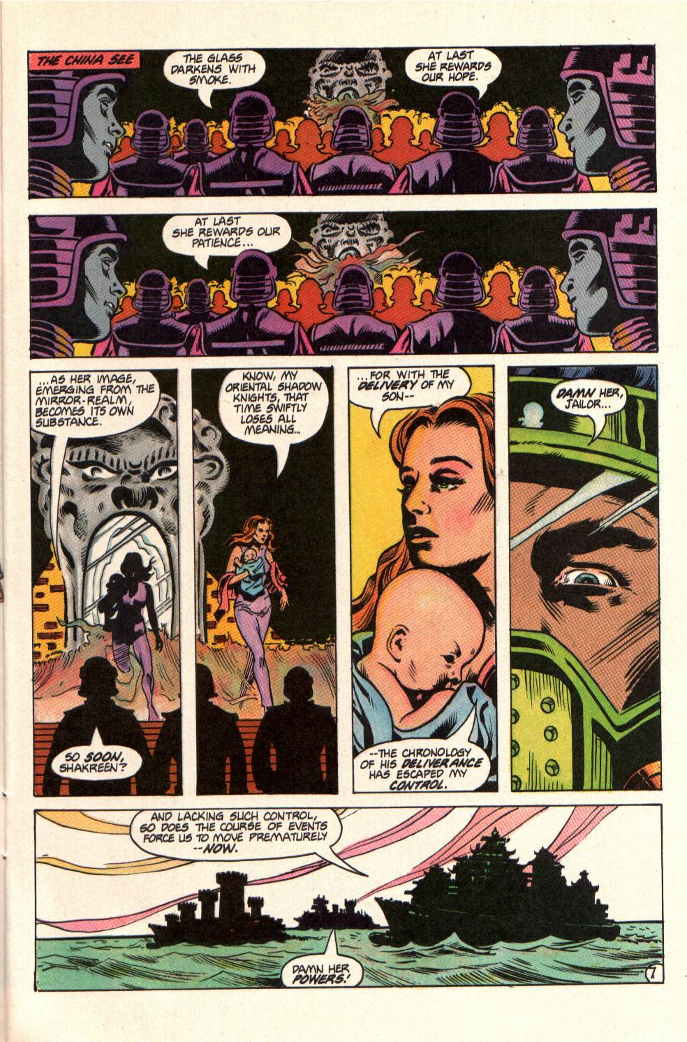 Read online Aztec Ace comic -  Issue #10 - 7