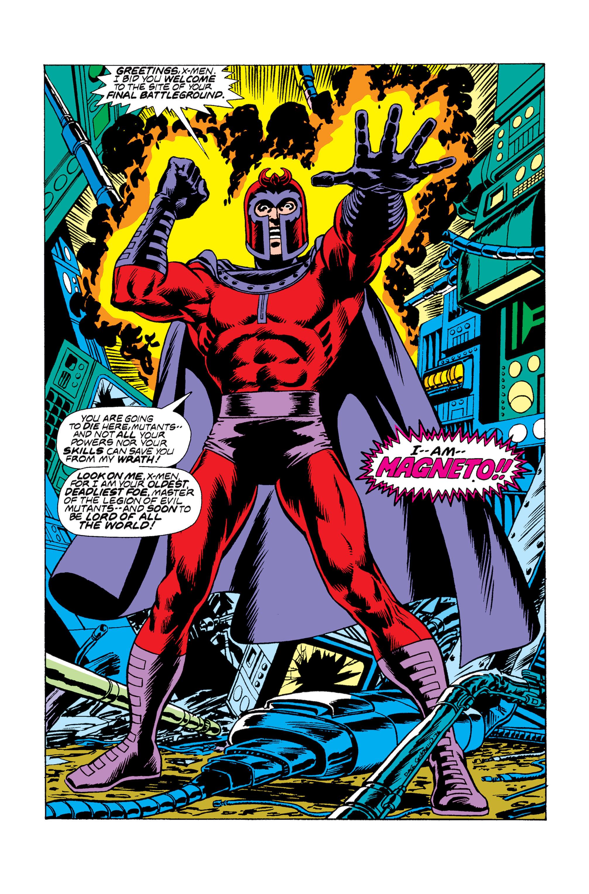 Read online Uncanny X-Men (1963) comic -  Issue #104 - 7