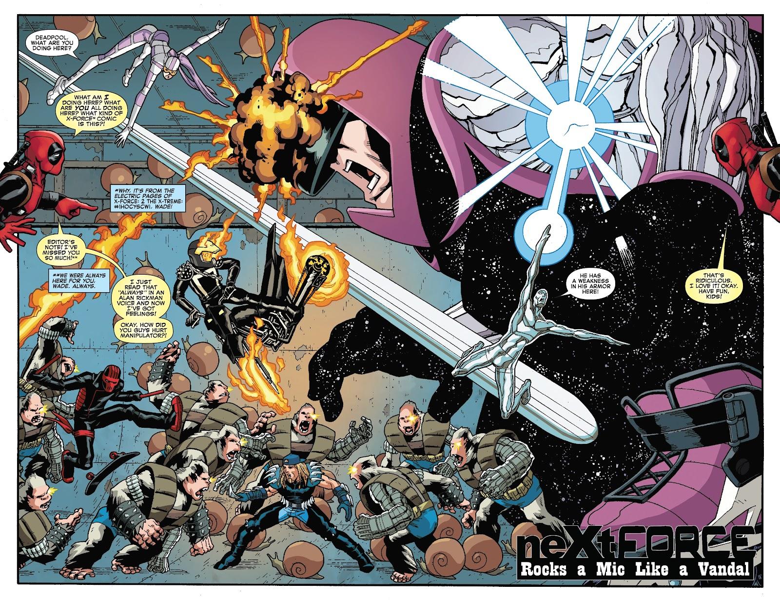 Read online Spider-Man/Deadpool comic -  Issue #50 - 7