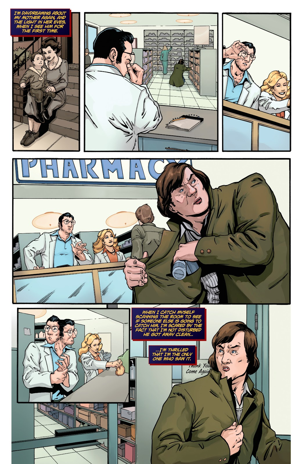 Read online Black Terror (2019) comic -  Issue # Full - 11