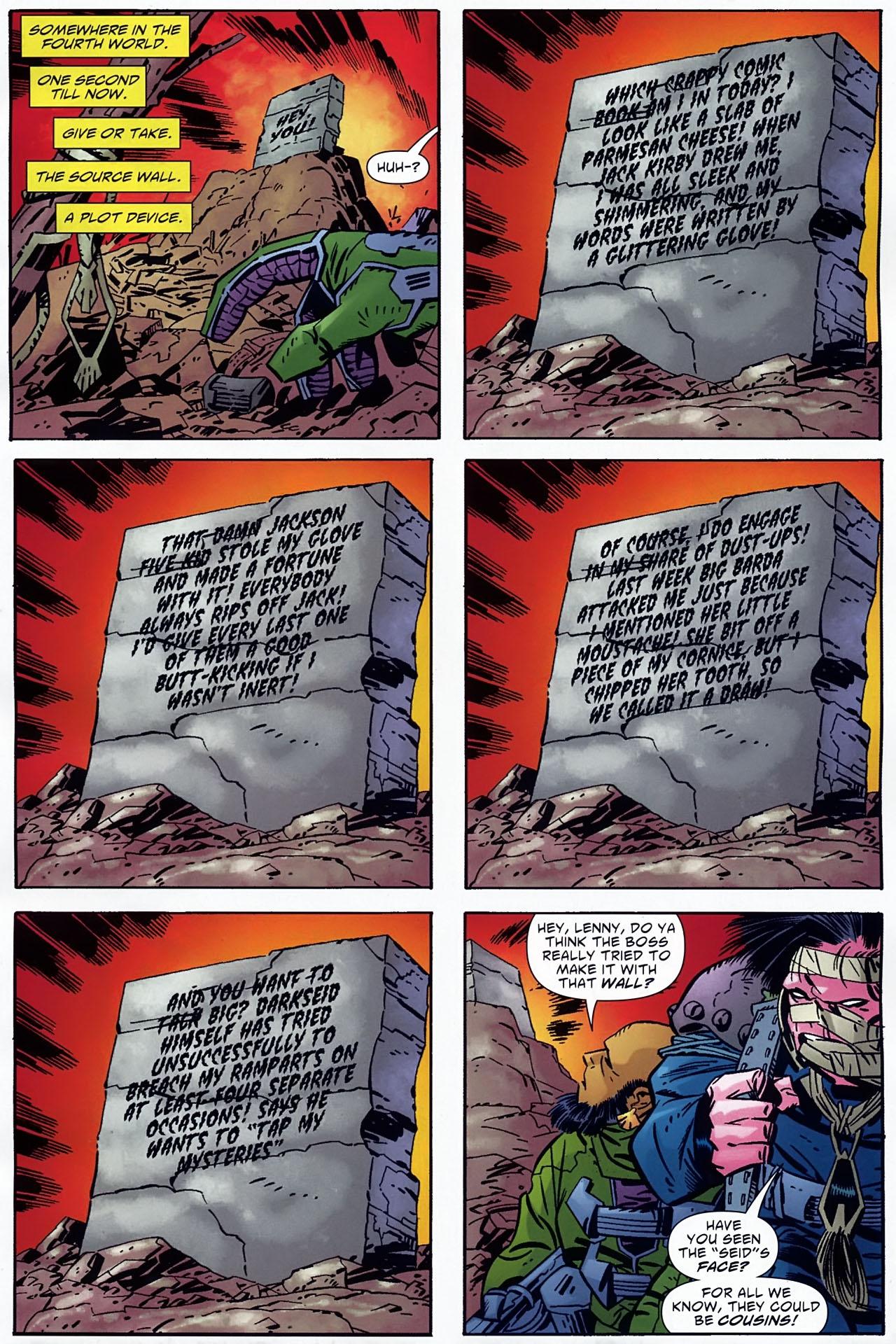 Read online Ambush Bug: Year None comic -  Issue #1 - 2