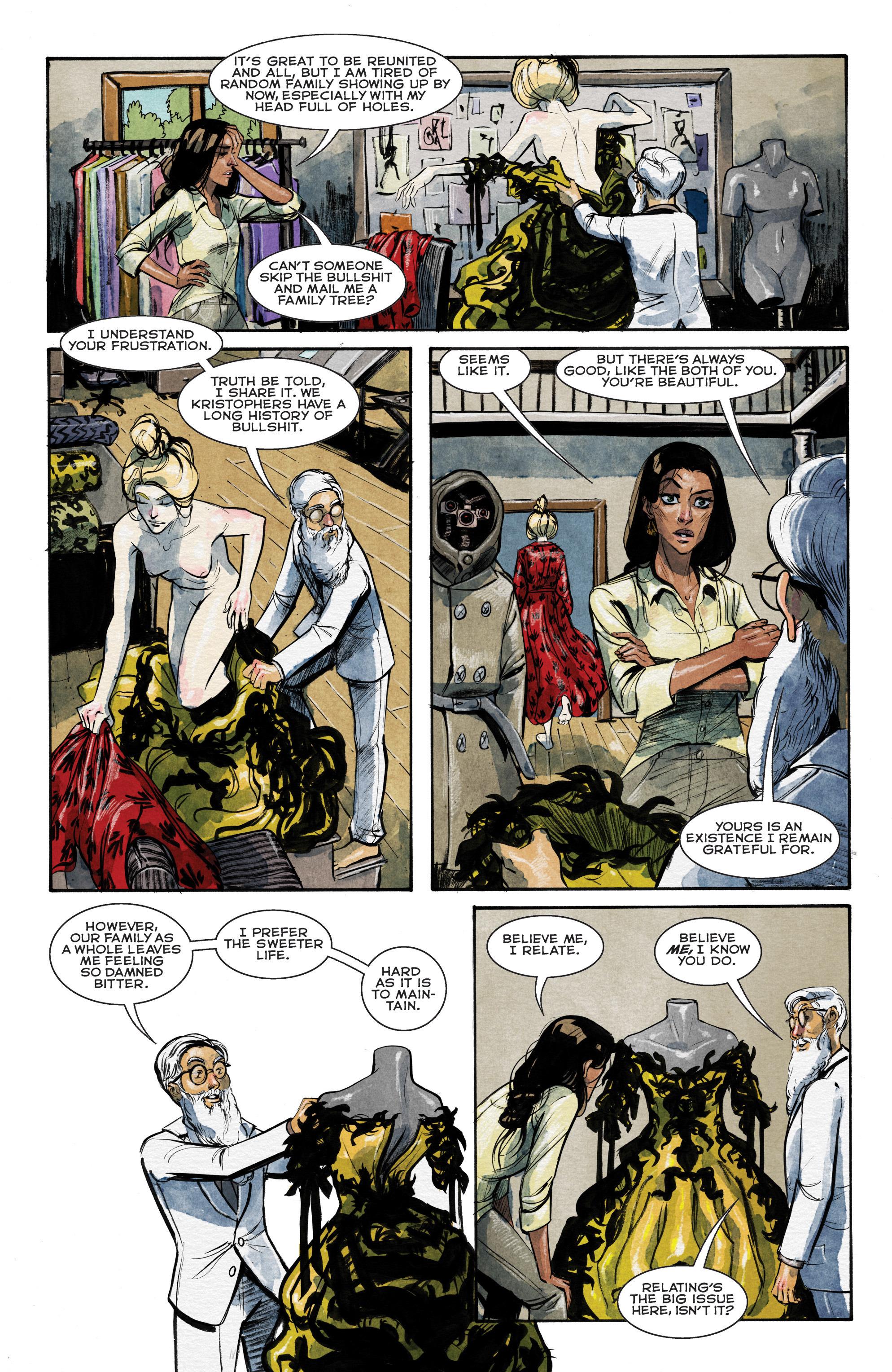 Read online Shutter comic -  Issue #14 - 15